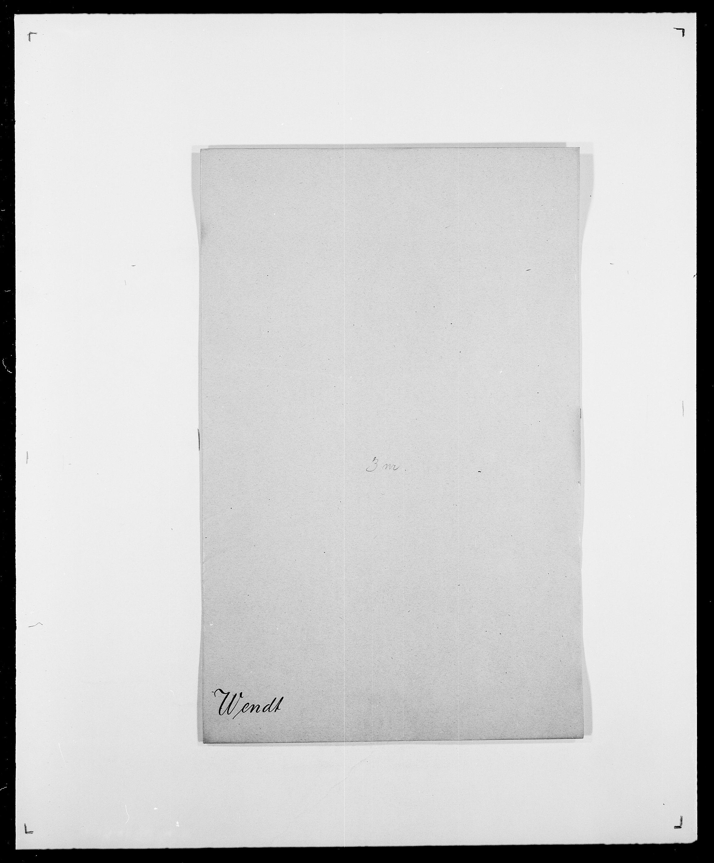 SAO, Delgobe, Charles Antoine - samling, D/Da/L0041: Vemmestad - Viker, s. 24
