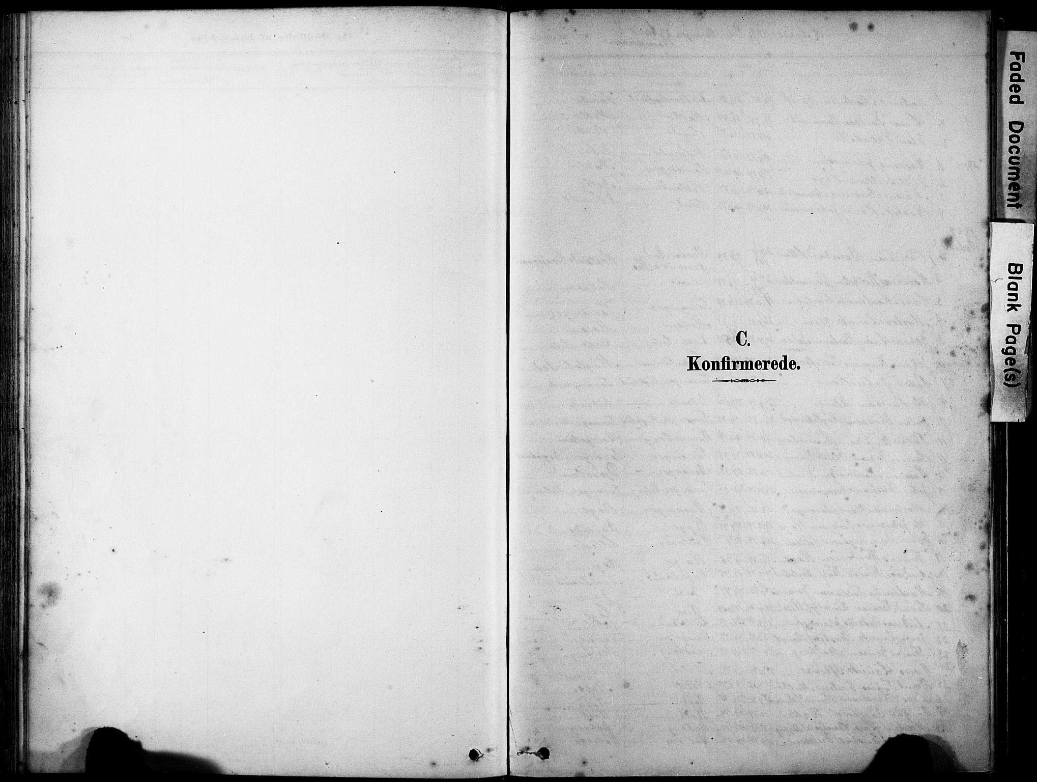 SAST, Håland sokneprestkontor, 30BA/L0012: Ministerialbok nr. A 11, 1889-1900
