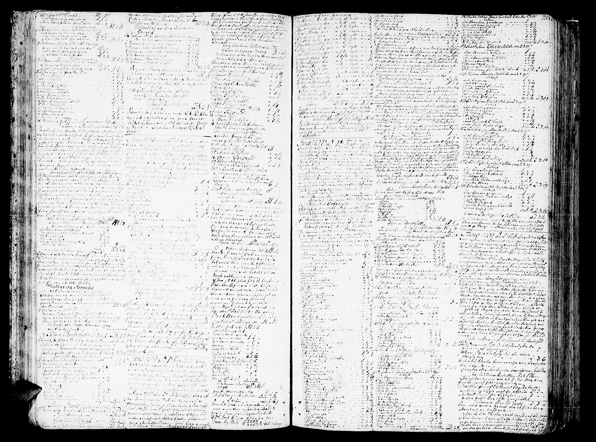 SAT, Romsdal sorenskriveri, 3/3A/L0012: Skifteprotokoll, 1789-1802, s. 119b-120a