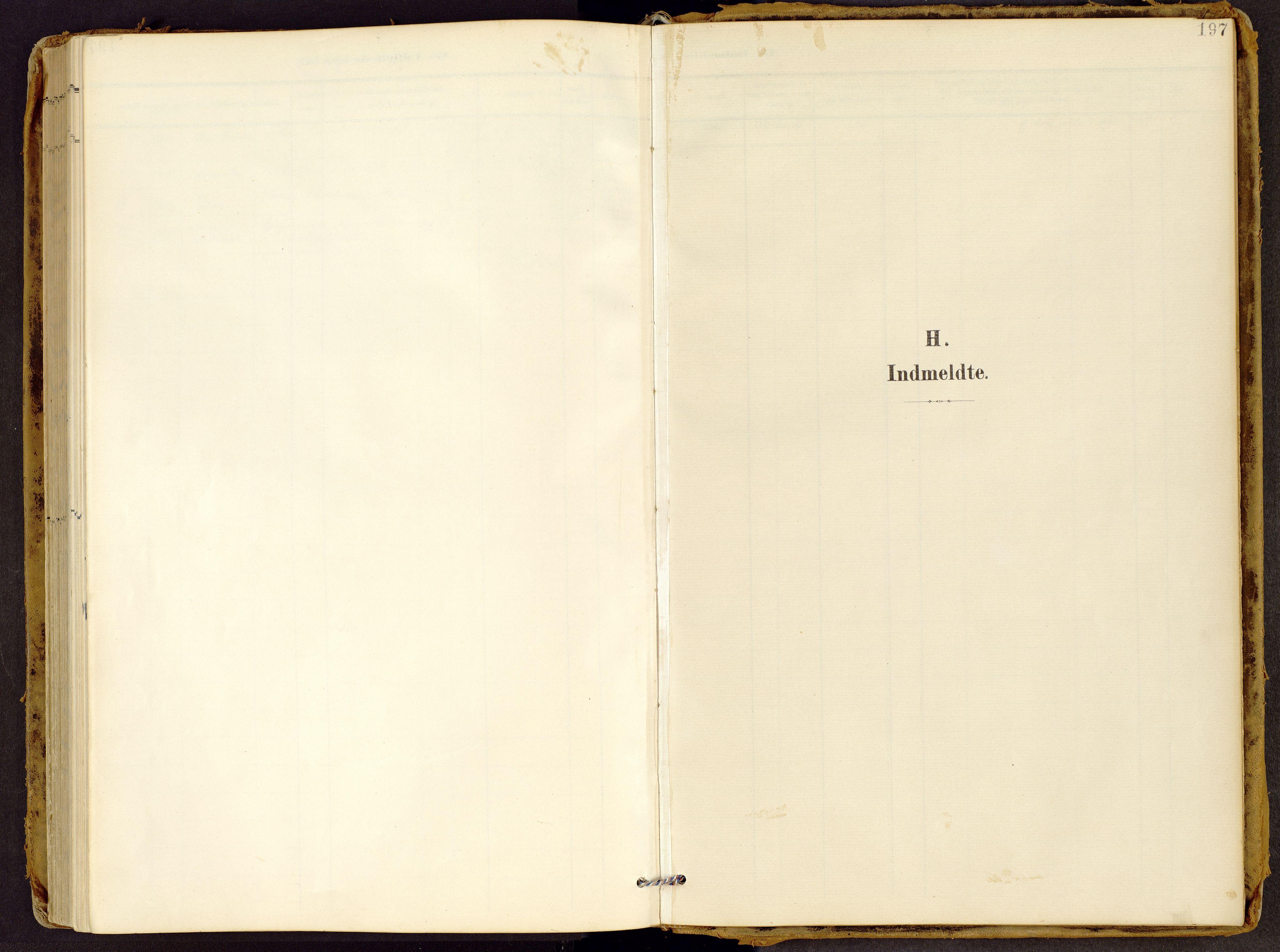 SAH, Brandbu prestekontor, Ministerialbok nr. 2, 1899-1914, s. 197