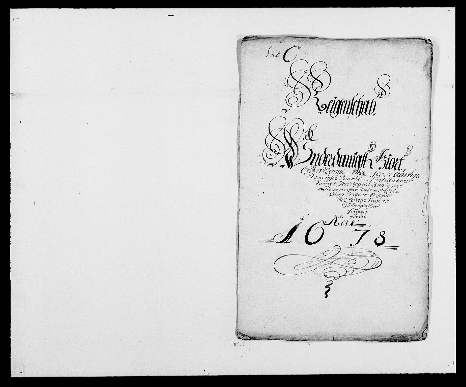 RA, Rentekammeret inntil 1814, Reviderte regnskaper, Fogderegnskap, R21/L1443: Fogderegnskap Ringerike og Hallingdal, 1678-1680, s. 33