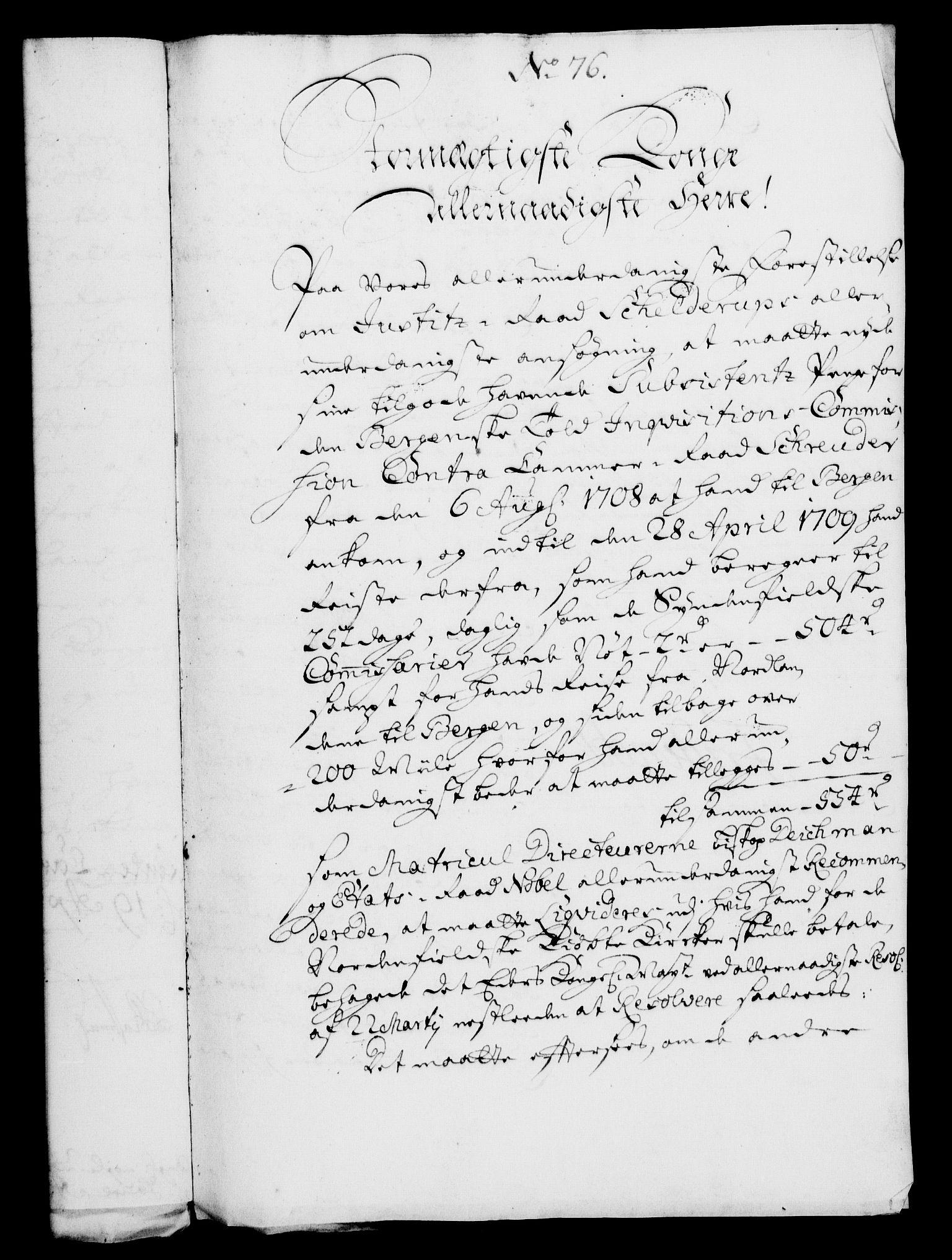 RA, Rentekammeret, Kammerkanselliet, G/Gf/Gfa/L0006: Norsk relasjons- og resolusjonsprotokoll (merket RK 52.6), 1723, s. 519