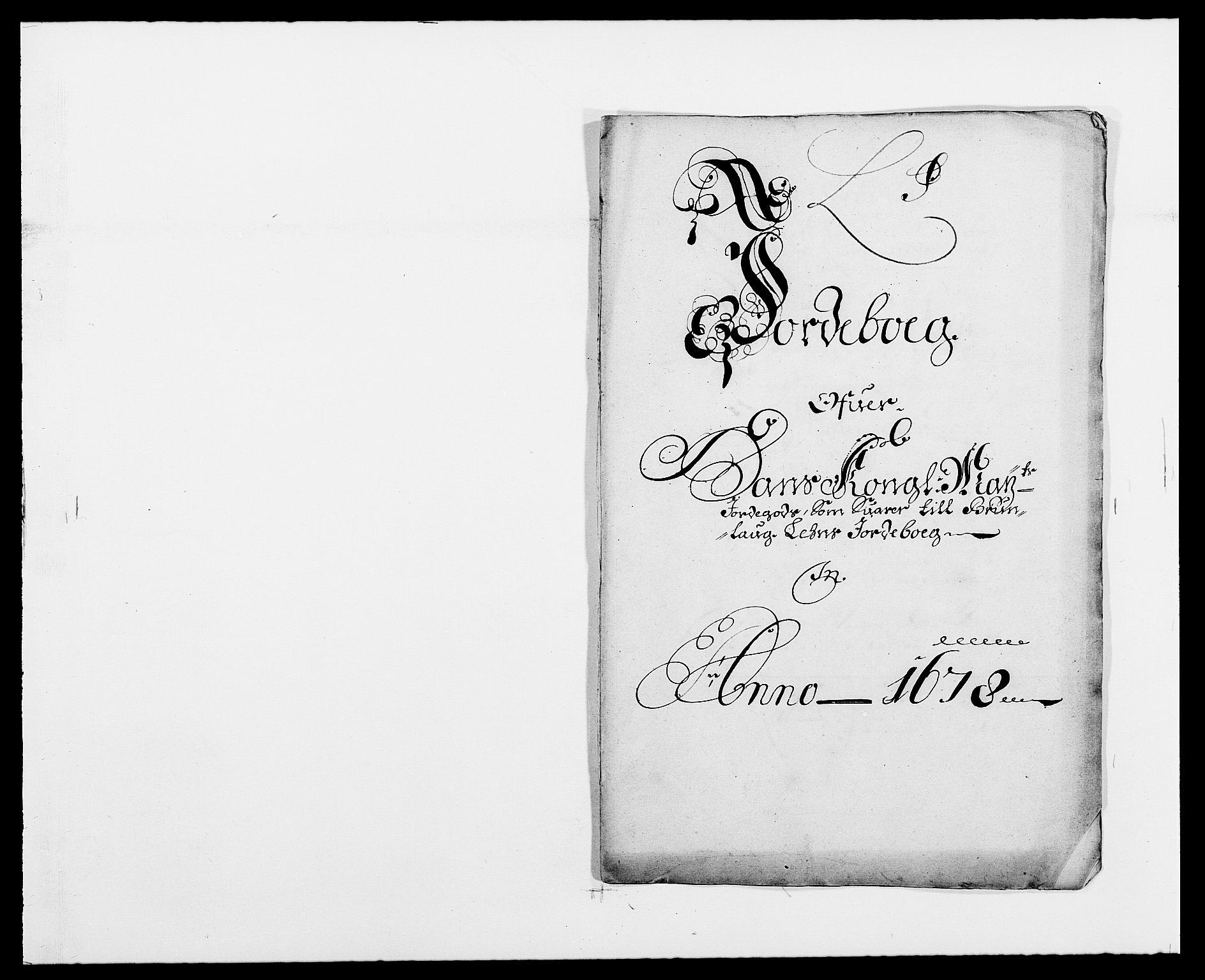 RA, Rentekammeret inntil 1814, Reviderte regnskaper, Fogderegnskap, R33/L1968: Fogderegnskap Larvik grevskap, 1675-1687, s. 116