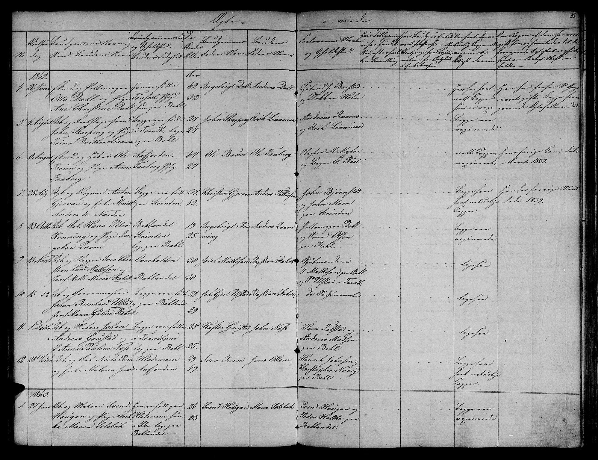 SAT, Ministerialprotokoller, klokkerbøker og fødselsregistre - Sør-Trøndelag, 604/L0182: Ministerialbok nr. 604A03, 1818-1850, s. 113