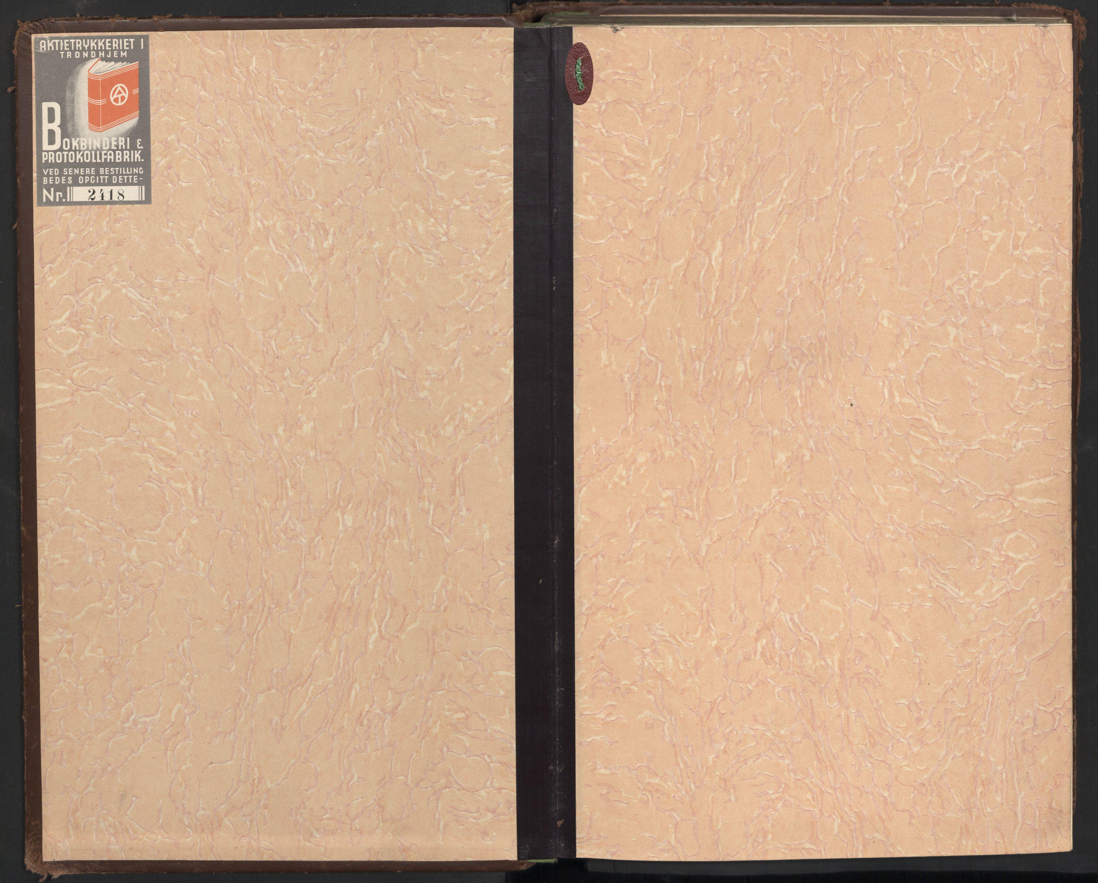 SAT, Ministerialprotokoller, klokkerbøker og fødselsregistre - Sør-Trøndelag, 605/L0263: Klokkerbok nr. 605C10, 1938-1949