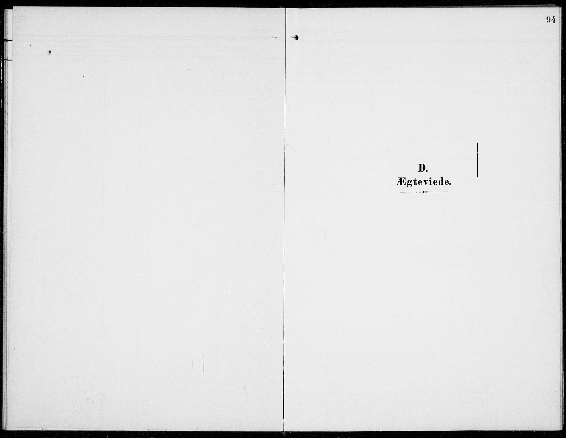 SAH, Sel prestekontor, Ministerialbok nr. 1, 1905-1922, s. 94