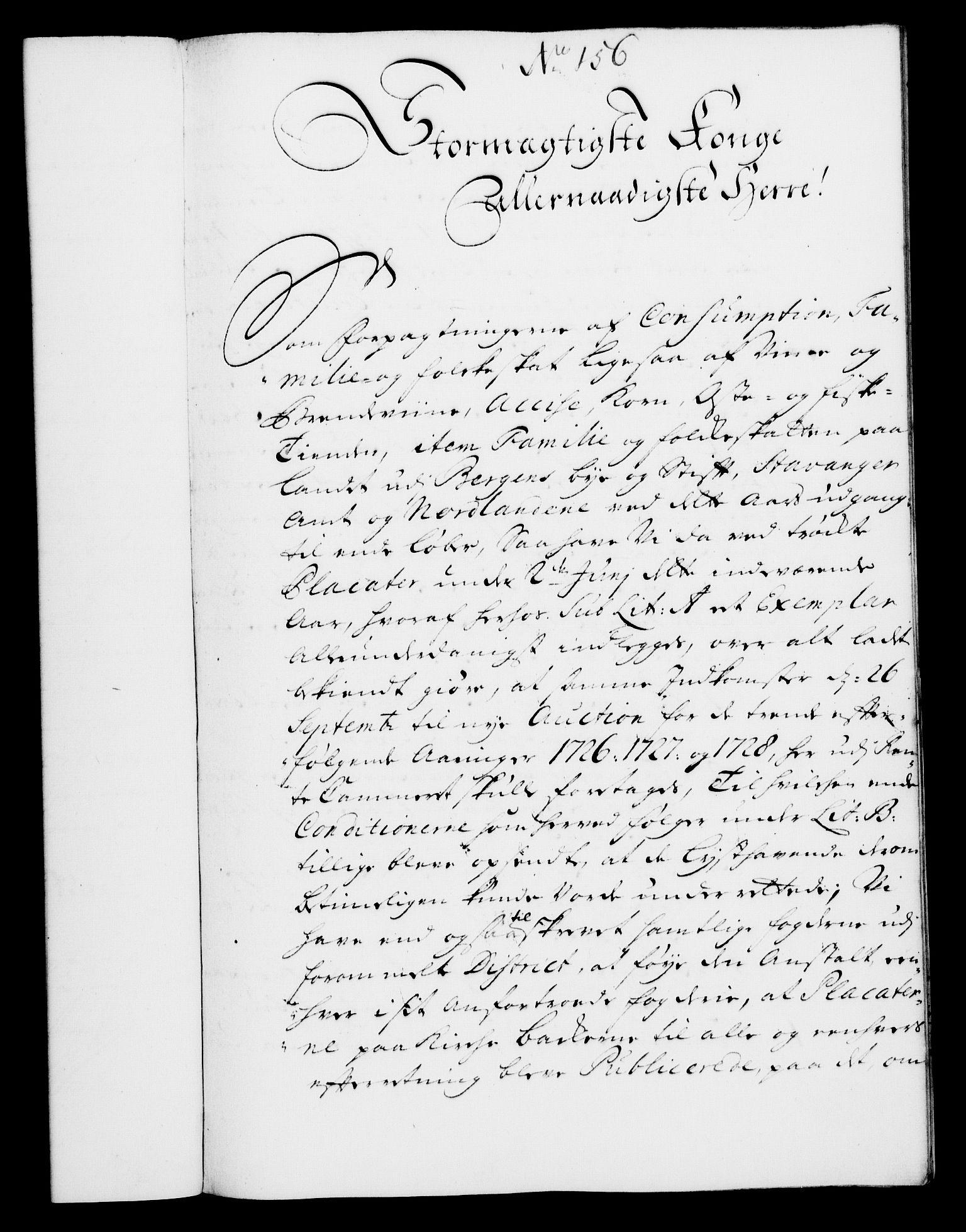 RA, Rentekammeret, Kammerkanselliet, G/Gf/Gfa/L0008: Norsk relasjons- og resolusjonsprotokoll (merket RK 52.8), 1725, s. 850