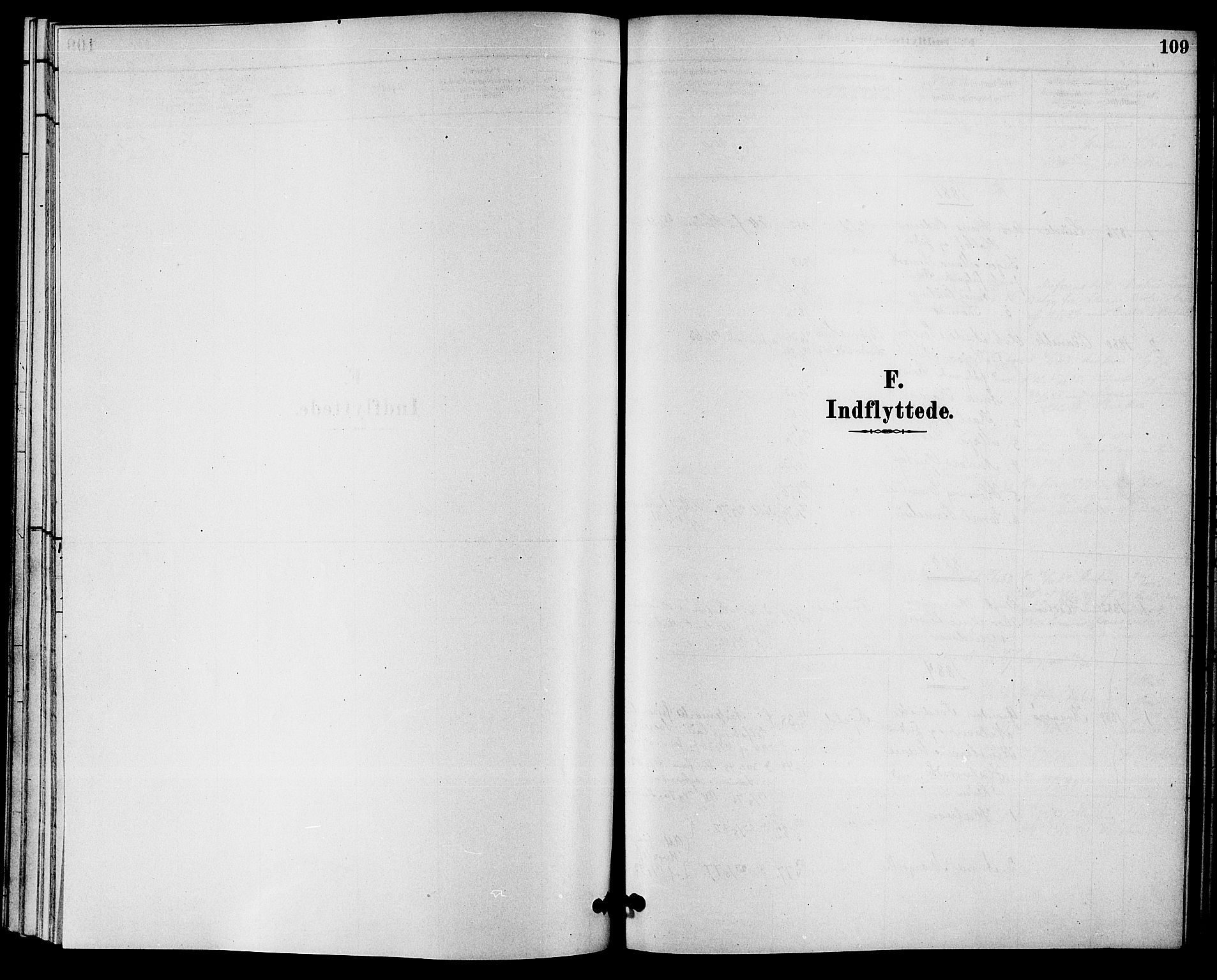 SAKO, Solum kirkebøker, F/Fc/L0001: Ministerialbok nr. III 1, 1877-1891, s. 109