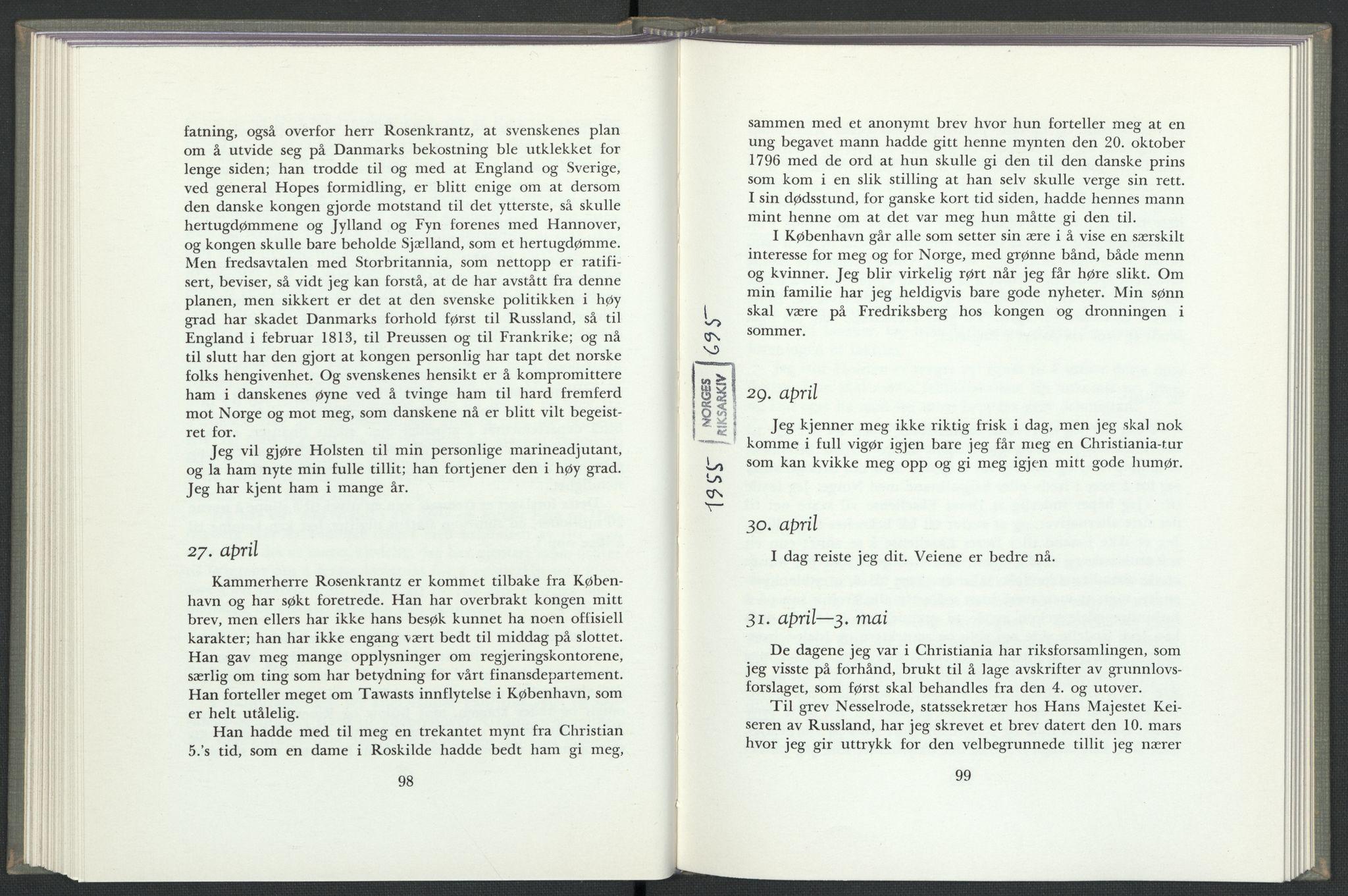 Publikasjoner*, 1954, s. 98-99