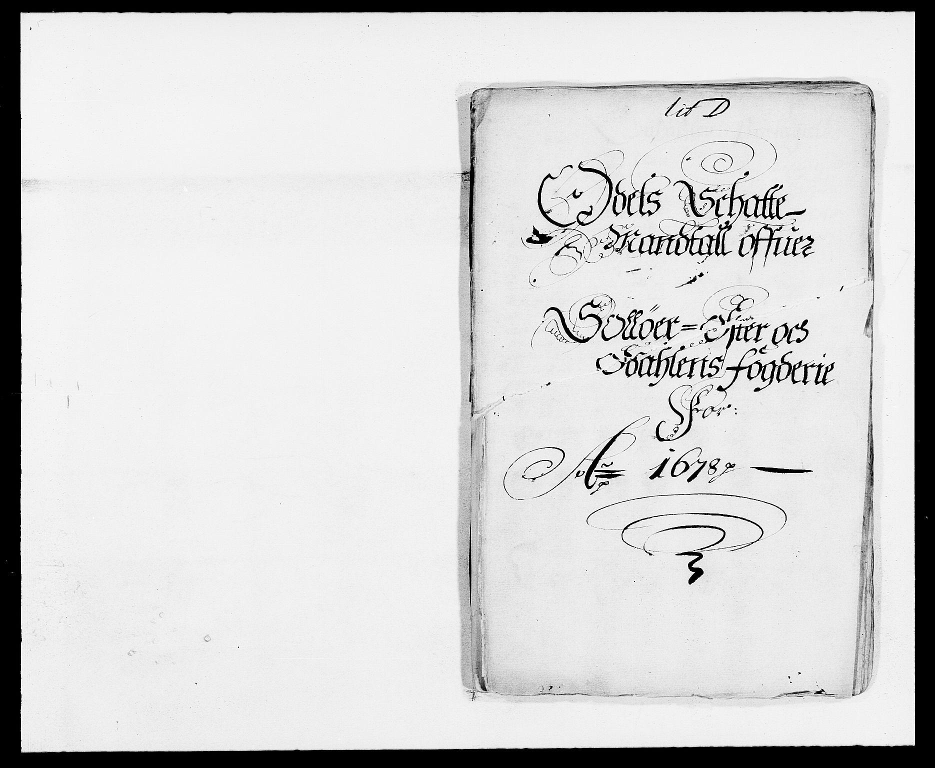 RA, Rentekammeret inntil 1814, Reviderte regnskaper, Fogderegnskap, R13/L0815: Fogderegnskap Solør, Odal og Østerdal, 1678, s. 78