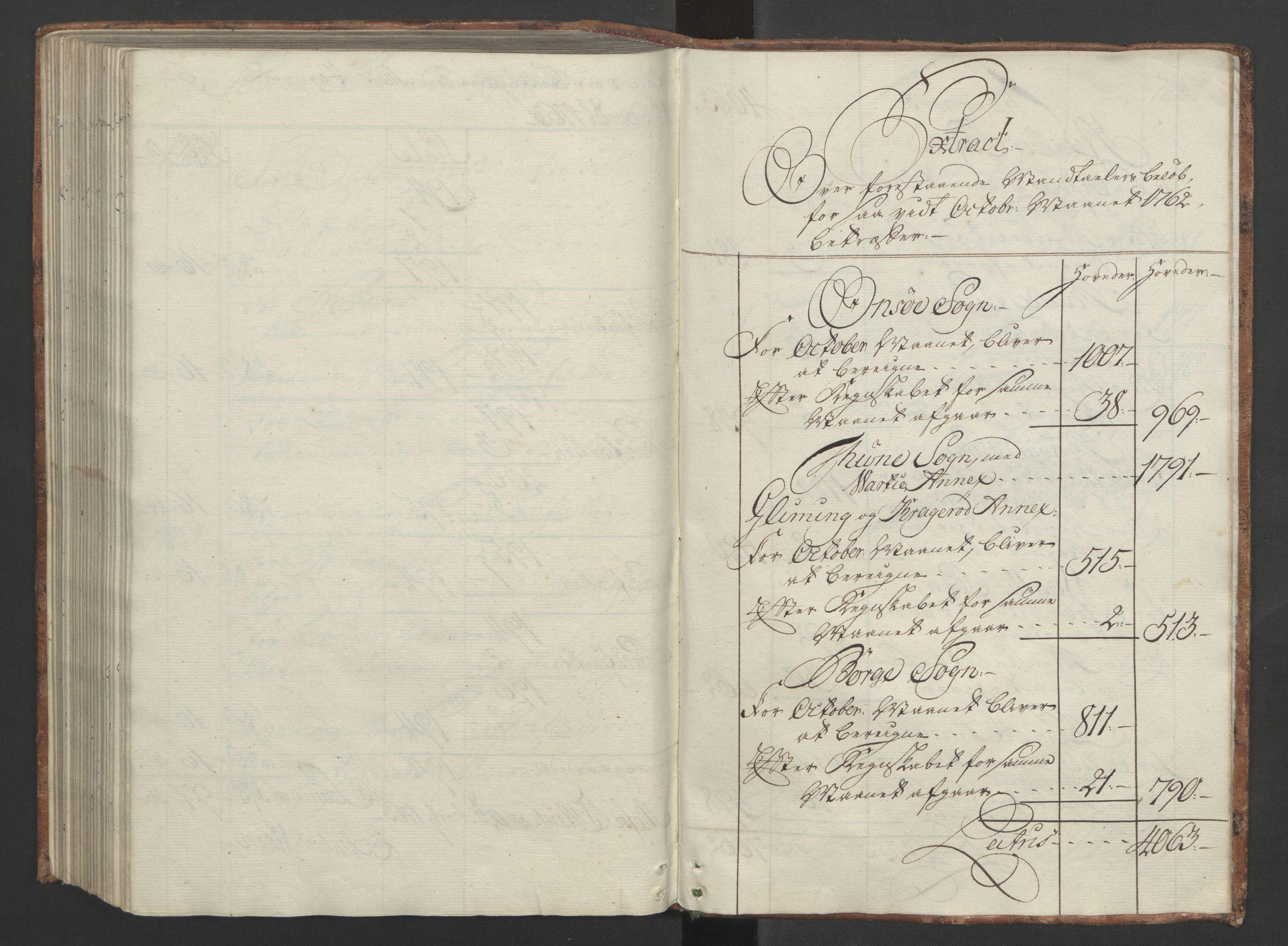 RA, Rentekammeret inntil 1814, Reviderte regnskaper, Fogderegnskap, R04/L0260: Ekstraskatten Moss, Onsøy, Tune, Veme og Åbygge, 1762, s. 293