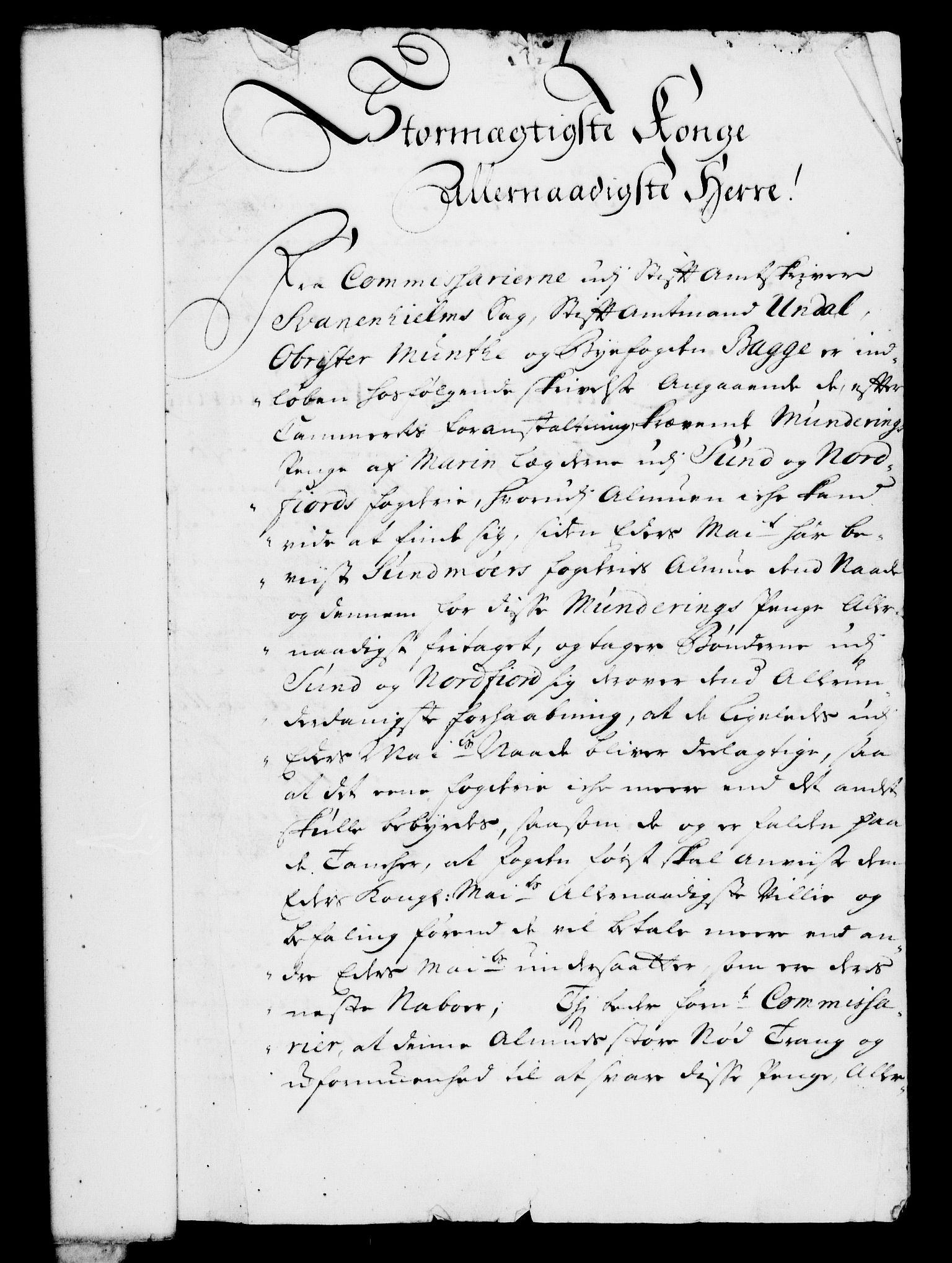 RA, Rentekammeret, Kammerkanselliet, G/Gf/Gfa/L0009: Norsk relasjons- og resolusjonsprotokoll (merket RK 52.9), 1726, s. 26
