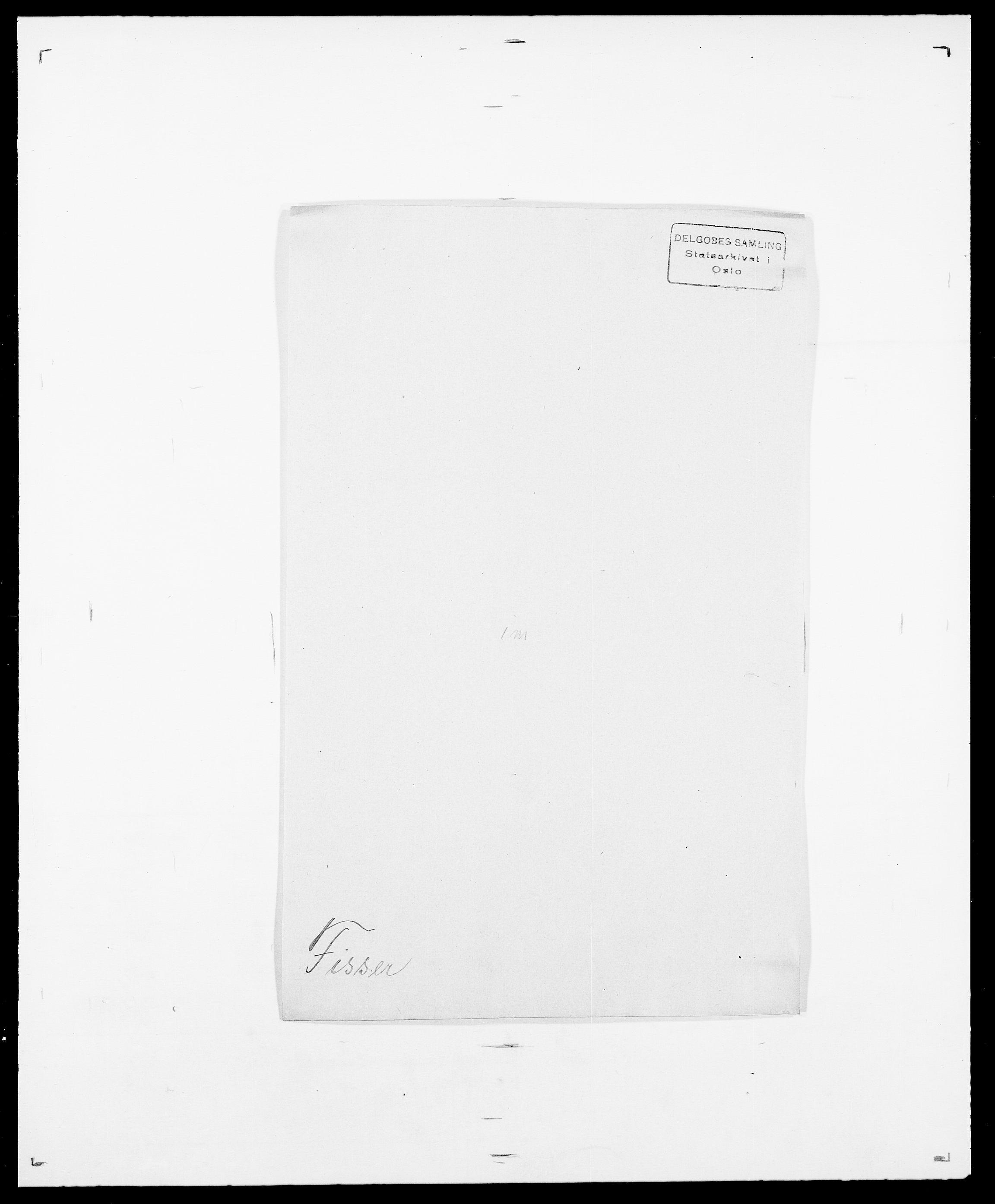 SAO, Delgobe, Charles Antoine - samling, D/Da/L0011: Fahlander - Flood, Flod, s. 547