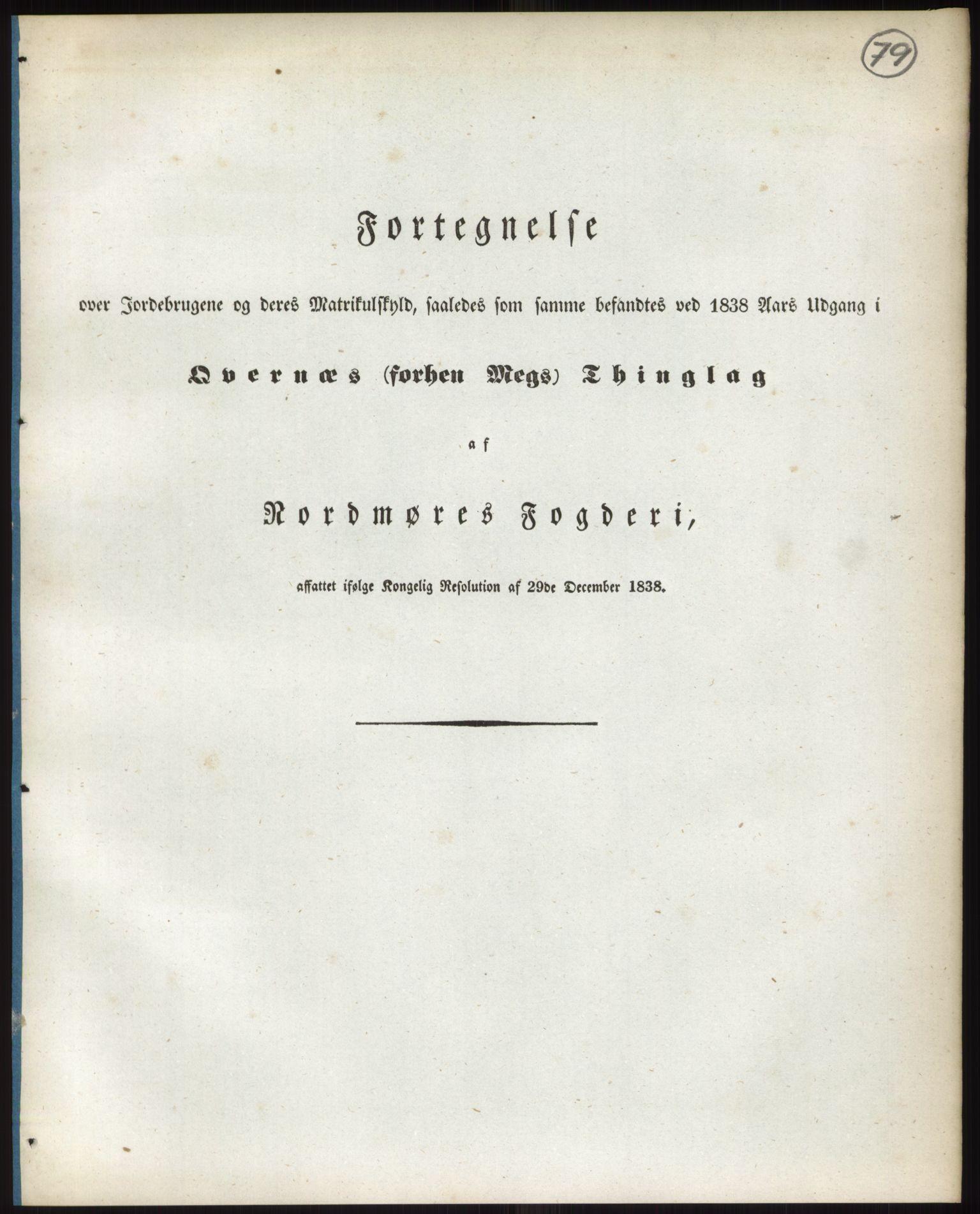 PUBL, Andre publikasjoner, -/Bind 14: Romsdals amt, 1838, s. 127
