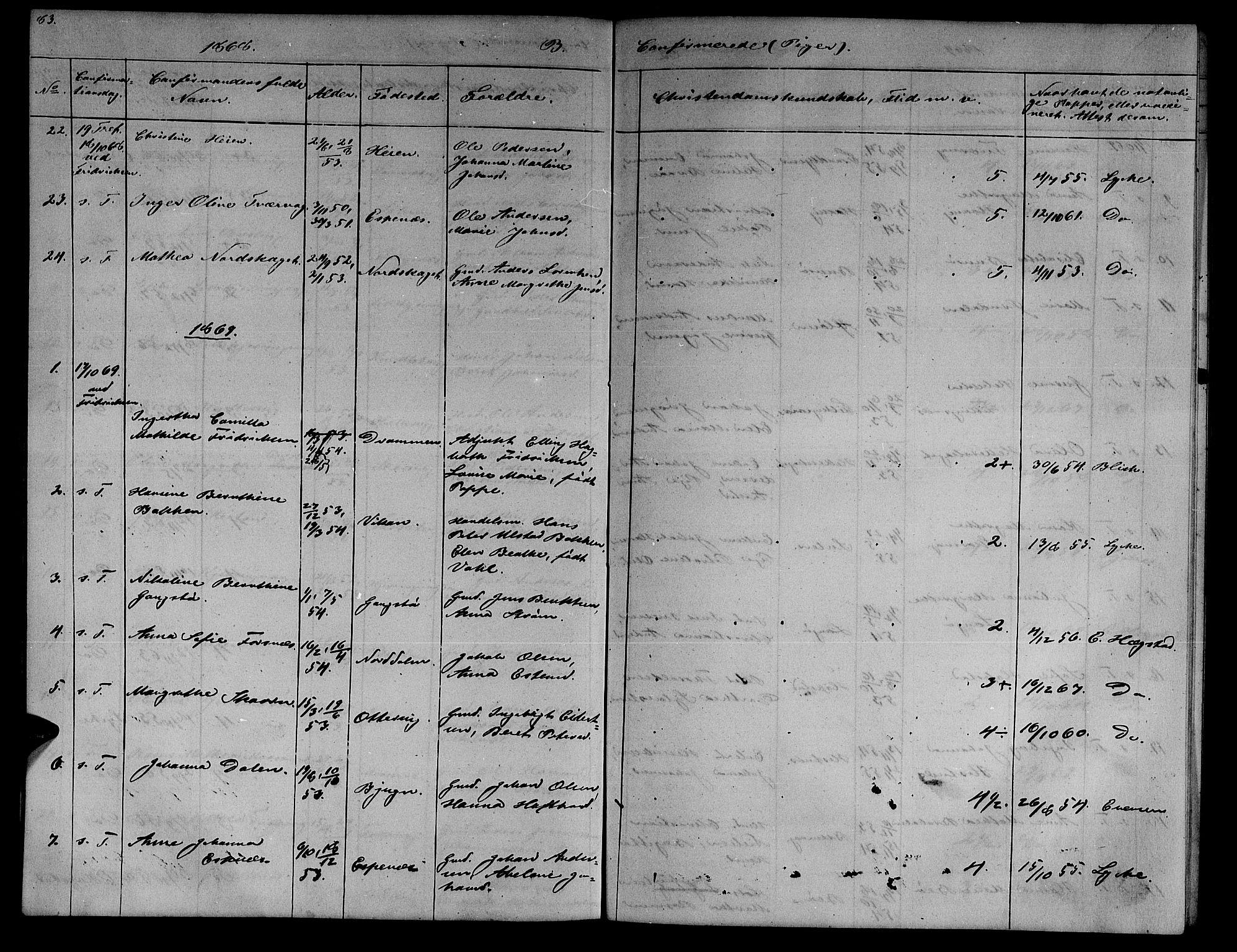 SAT, Ministerialprotokoller, klokkerbøker og fødselsregistre - Sør-Trøndelag, 634/L0539: Klokkerbok nr. 634C01, 1866-1873, s. 83