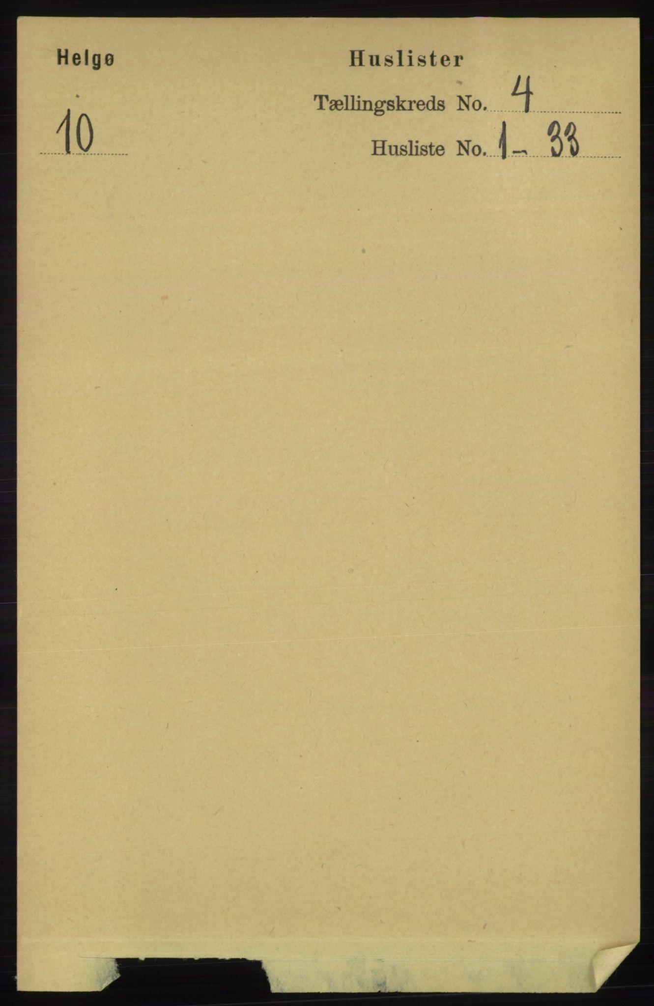 RA, Folketelling 1891 for 1935 Helgøy herred, 1891, s. 976