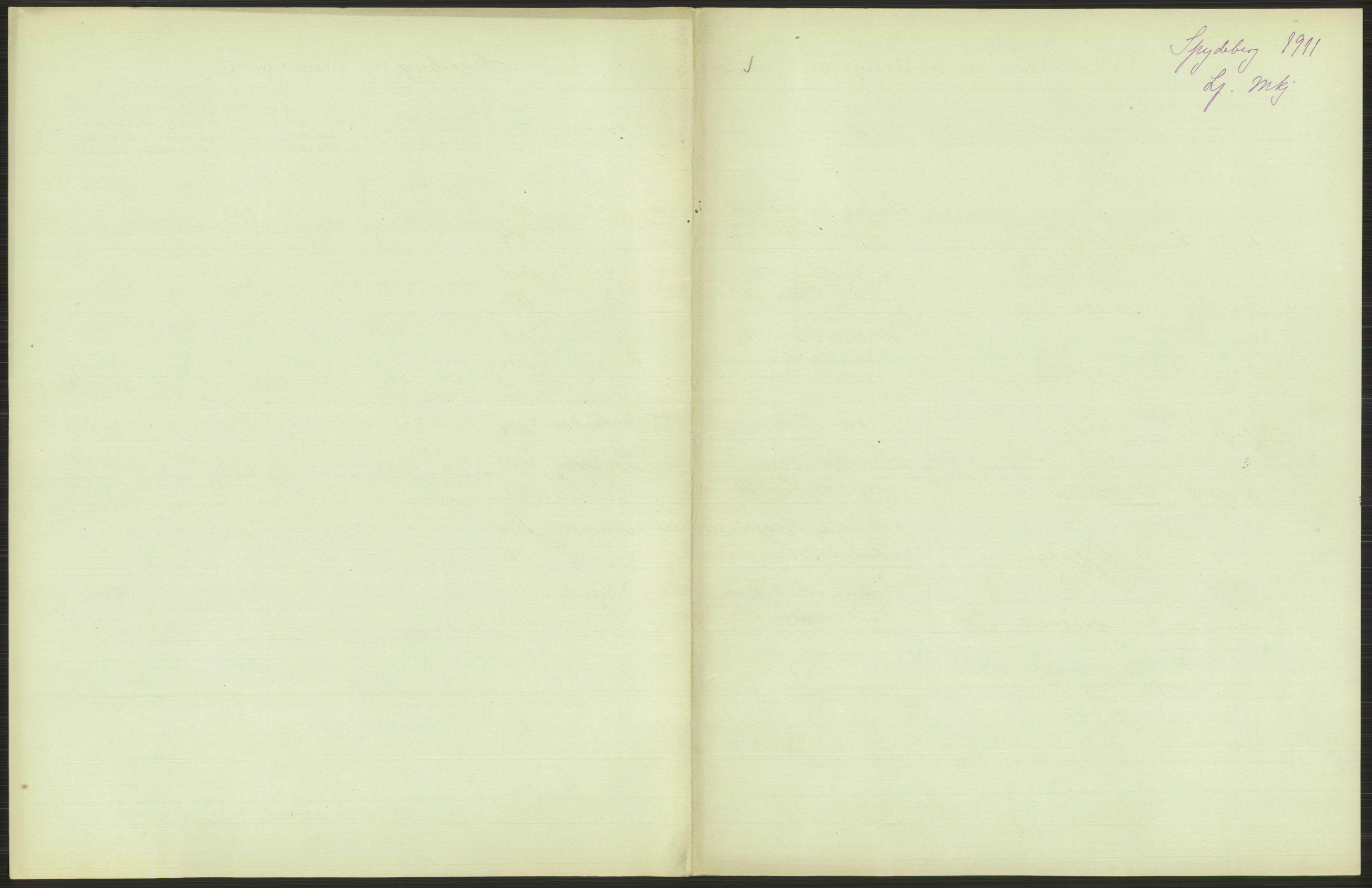 RA, Statistisk sentralbyrå, Sosiodemografiske emner, Befolkning, D/Df/Dfb/Dfba/L0001: Smålenenes amt: Levendefødte menn og kvinner. Bygder., 1911
