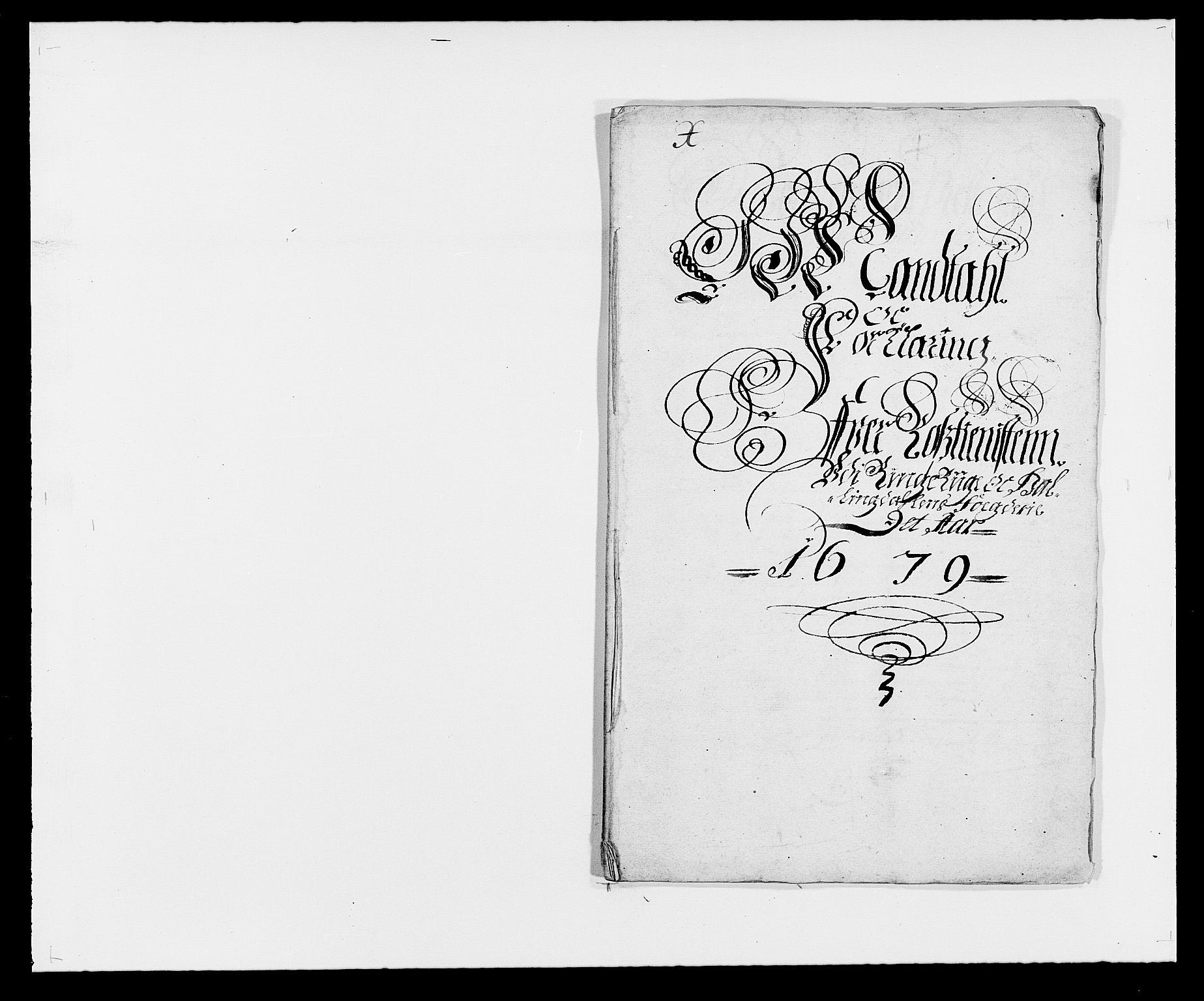 RA, Rentekammeret inntil 1814, Reviderte regnskaper, Fogderegnskap, R21/L1443: Fogderegnskap Ringerike og Hallingdal, 1678-1680, s. 346