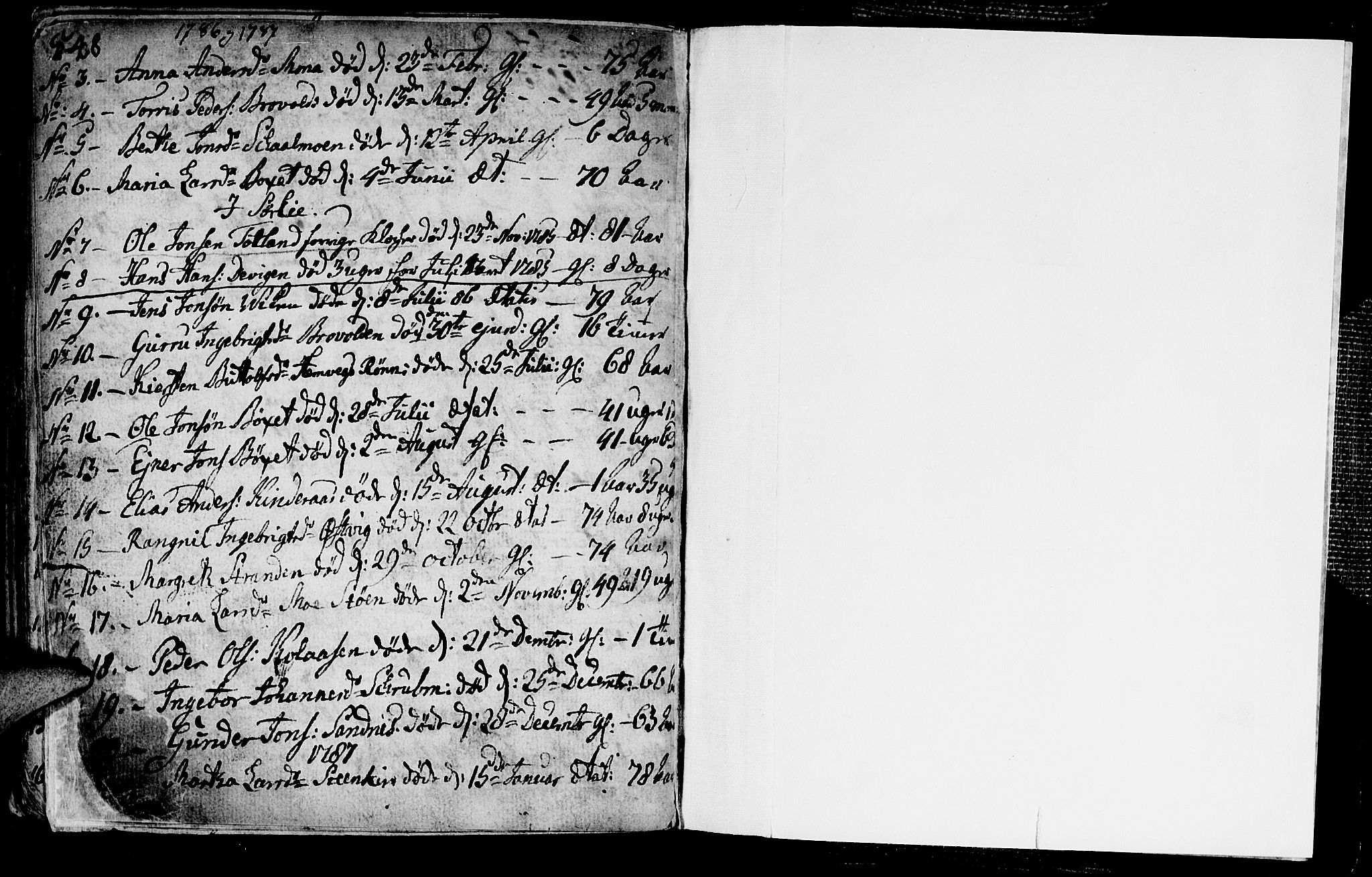 SAT, Ministerialprotokoller, klokkerbøker og fødselsregistre - Nord-Trøndelag, 749/L0467: Ministerialbok nr. 749A01, 1733-1787, s. 548-549