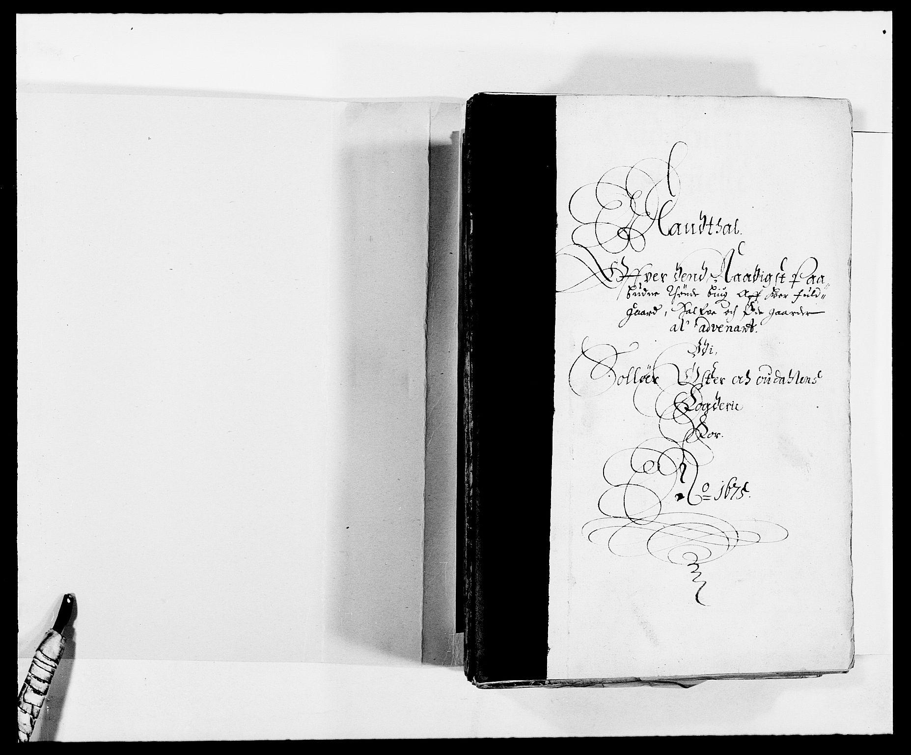 RA, Rentekammeret inntil 1814, Reviderte regnskaper, Fogderegnskap, R13/L0810: Fogderegnskap Solør, Odal og Østerdal, 1675, s. 2