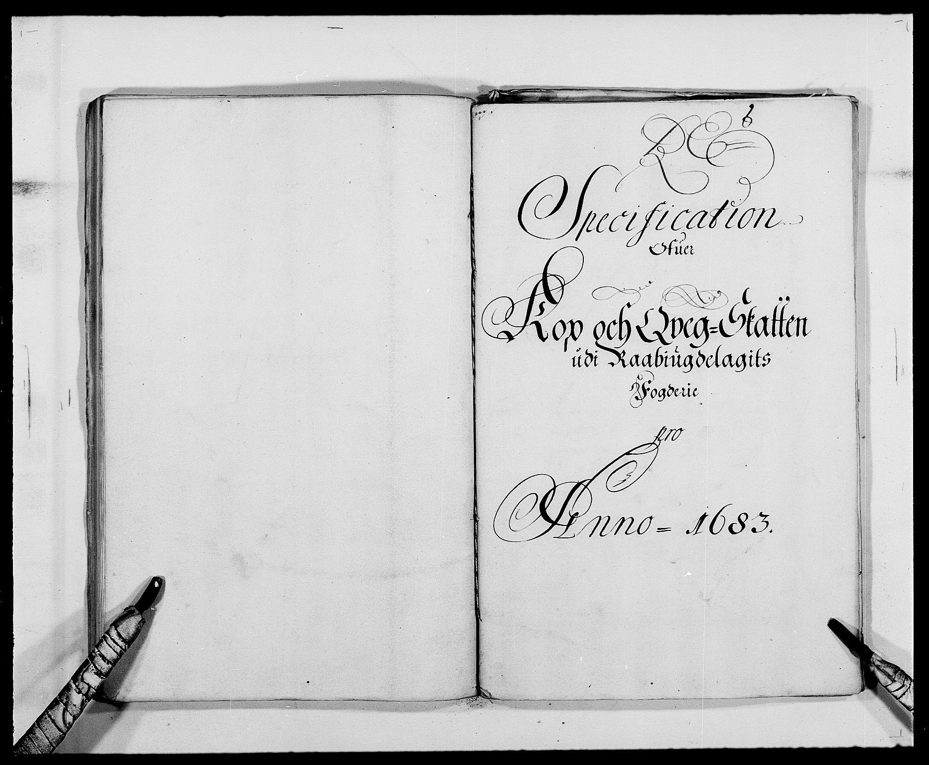 RA, Rentekammeret inntil 1814, Reviderte regnskaper, Fogderegnskap, R40/L2438: Fogderegnskap Råbyggelag, 1682-1683, s. 326
