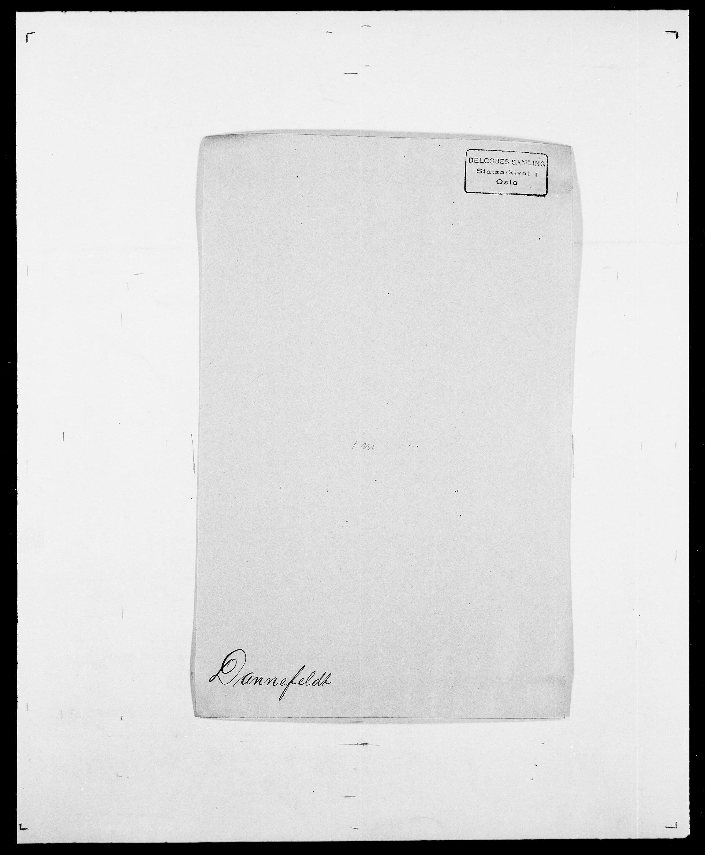 SAO, Delgobe, Charles Antoine - samling, D/Da/L0009: Dahl - v. Düren, s. 319