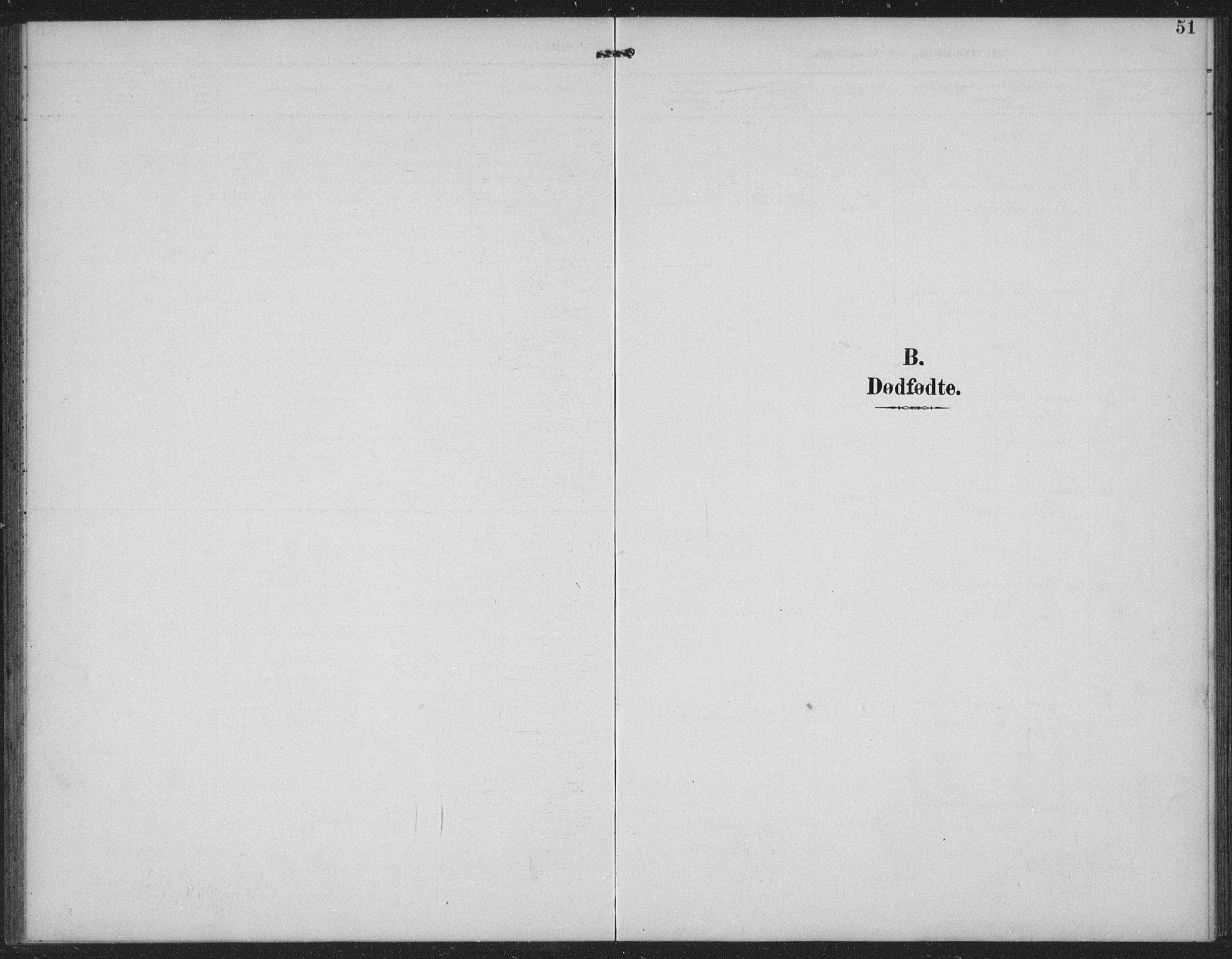 SAKO, Seljord kirkebøker, G/Gc/L0003: Klokkerbok nr. III 3, 1887-1926, s. 51
