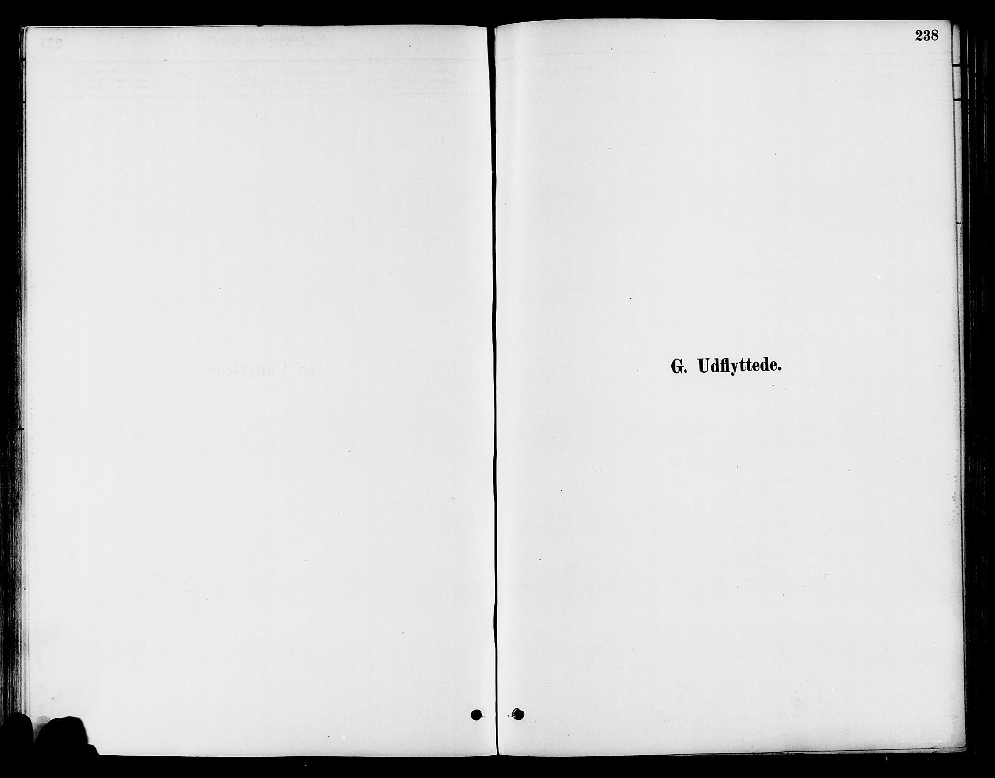 SAH, Østre Toten prestekontor, Ministerialbok nr. 7, 1881-1896, s. 238