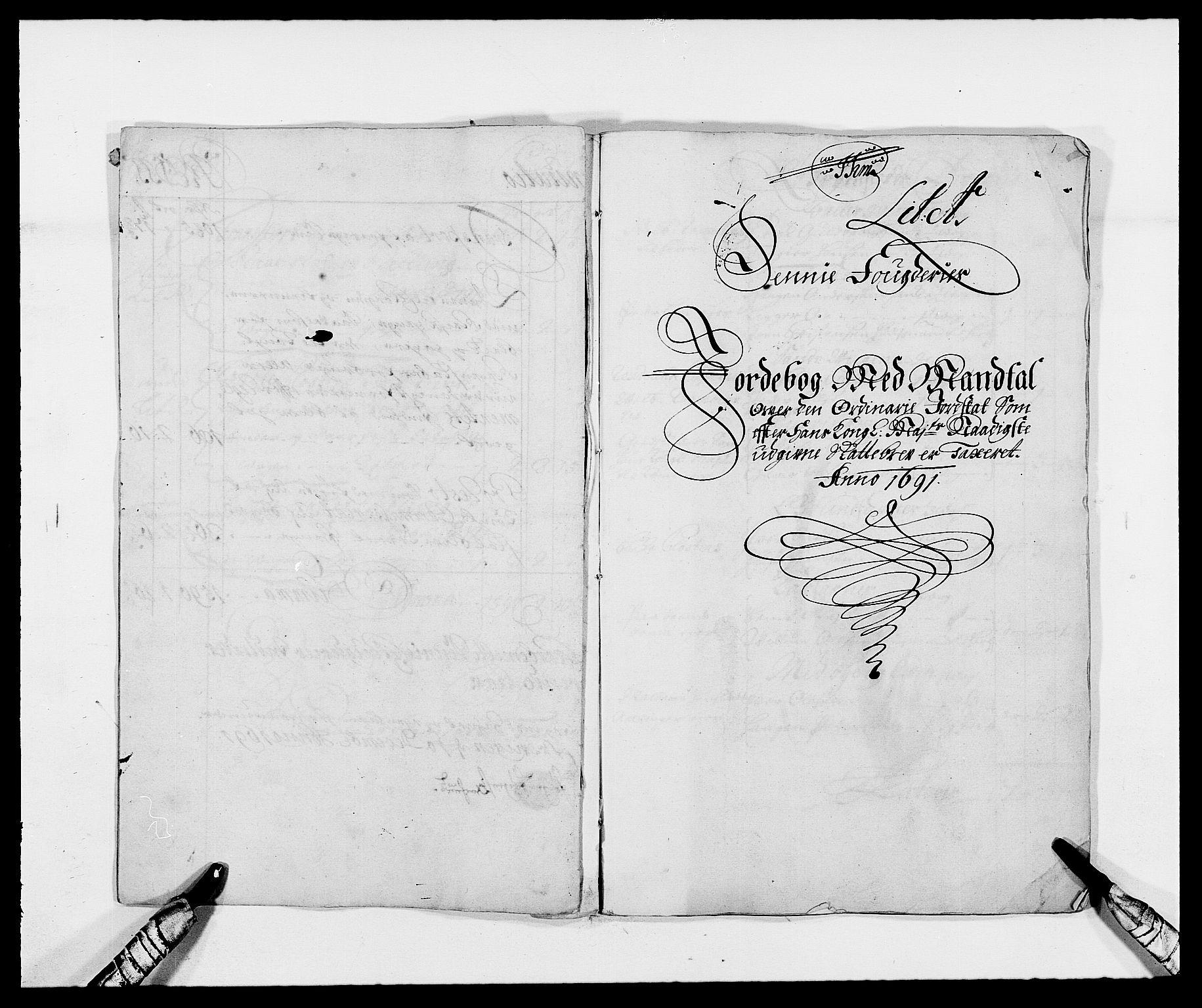 RA, Rentekammeret inntil 1814, Reviderte regnskaper, Fogderegnskap, R68/L4752: Fogderegnskap Senja og Troms, 1691-1693, s. 8