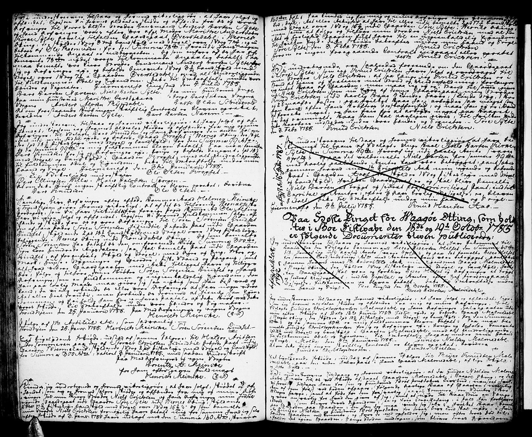 SAT, Romsdal sorenskriveri, 2/2C/L0004: Pantebok nr. 4, 1769-1790, s. 334