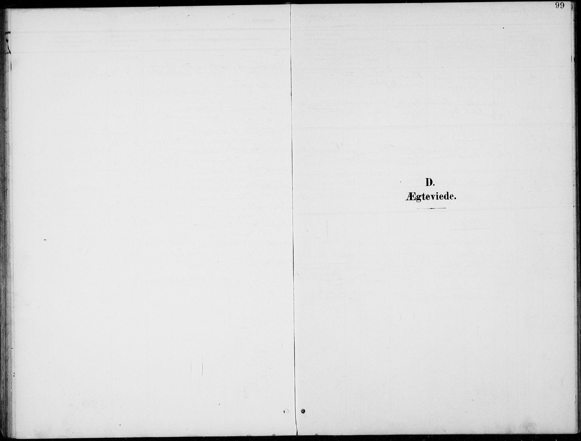 SAH, Lom prestekontor, L/L0006: Klokkerbok nr. 6, 1901-1939, s. 99