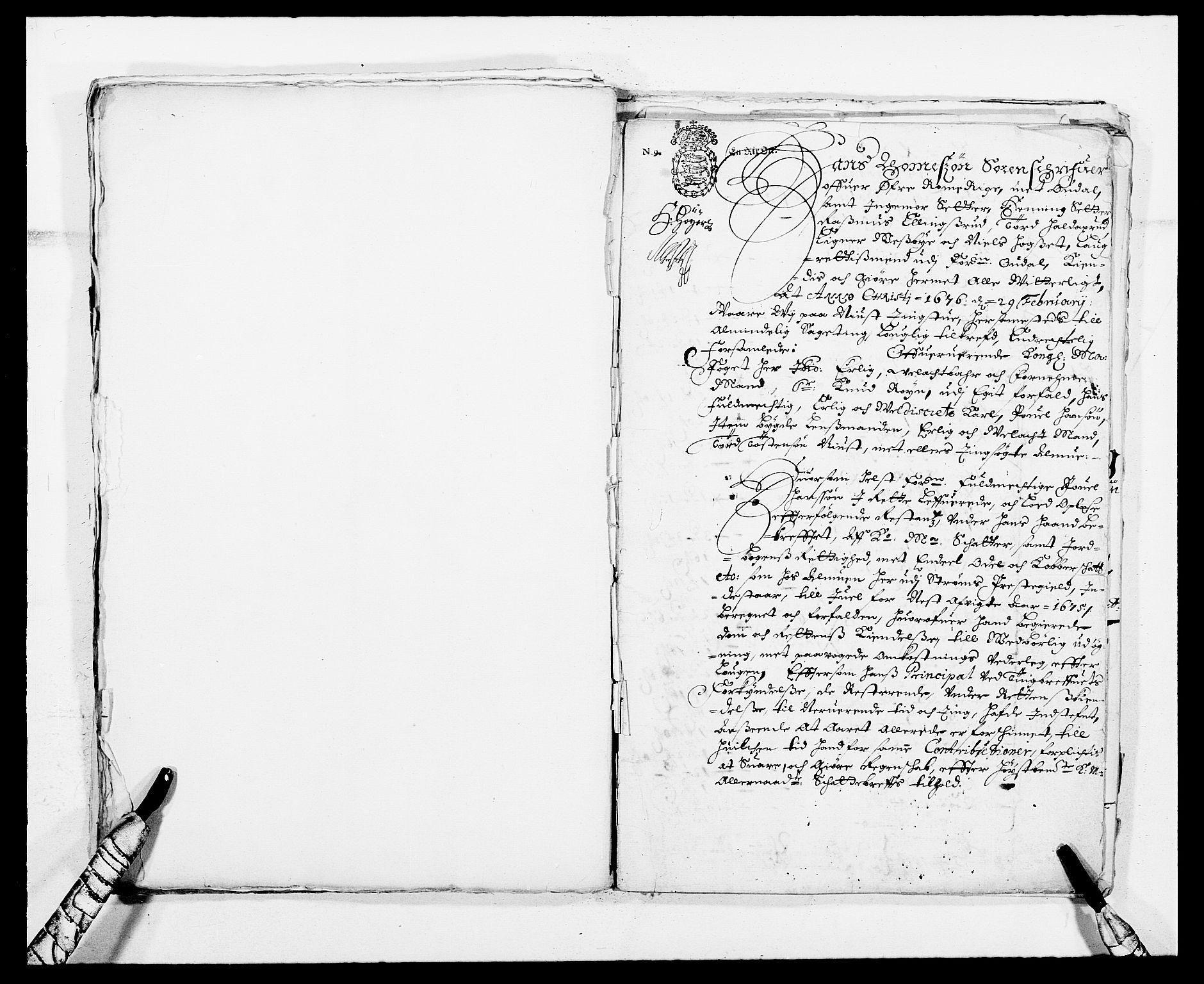 RA, Rentekammeret inntil 1814, Reviderte regnskaper, Fogderegnskap, R13/L0812: Fogderegnskap Solør, Odal og Østerdal, 1676, s. 165