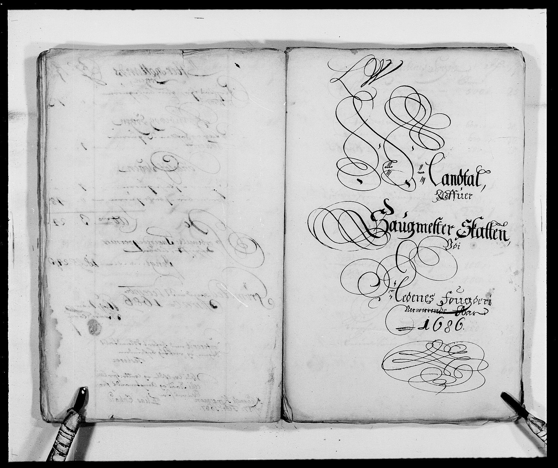 RA, Rentekammeret inntil 1814, Reviderte regnskaper, Fogderegnskap, R39/L2308: Fogderegnskap Nedenes, 1684-1689, s. 395