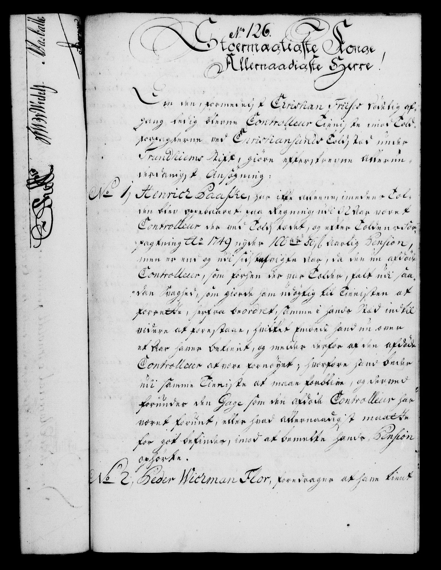 RA, Rentekammeret, Kammerkanselliet, G/Gf/Gfa/L0038: Norsk relasjons- og resolusjonsprotokoll (merket RK 52.38), 1756, s. 629