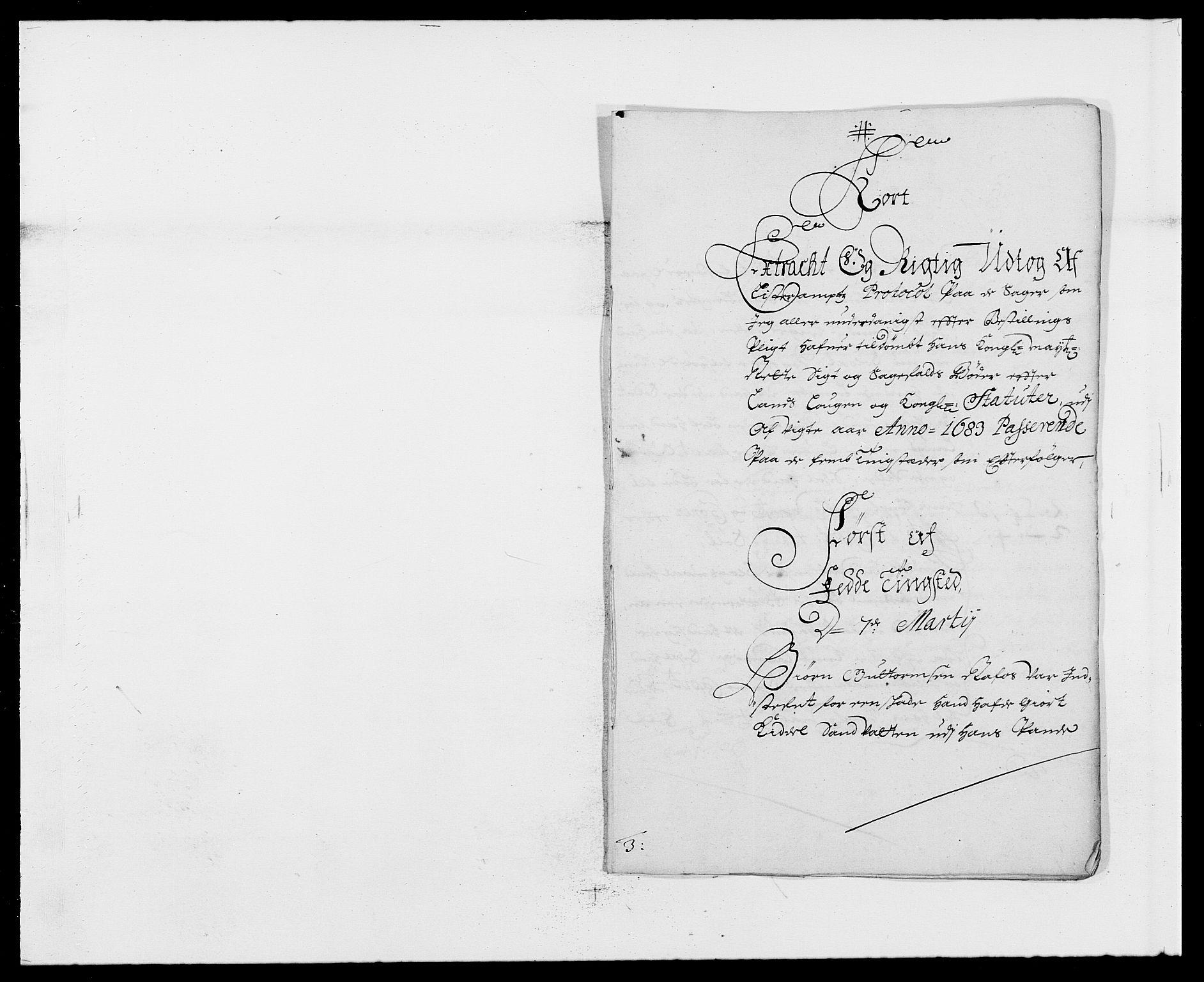 RA, Rentekammeret inntil 1814, Reviderte regnskaper, Fogderegnskap, R41/L2532: Fogderegnskap Lista, 1683, s. 49