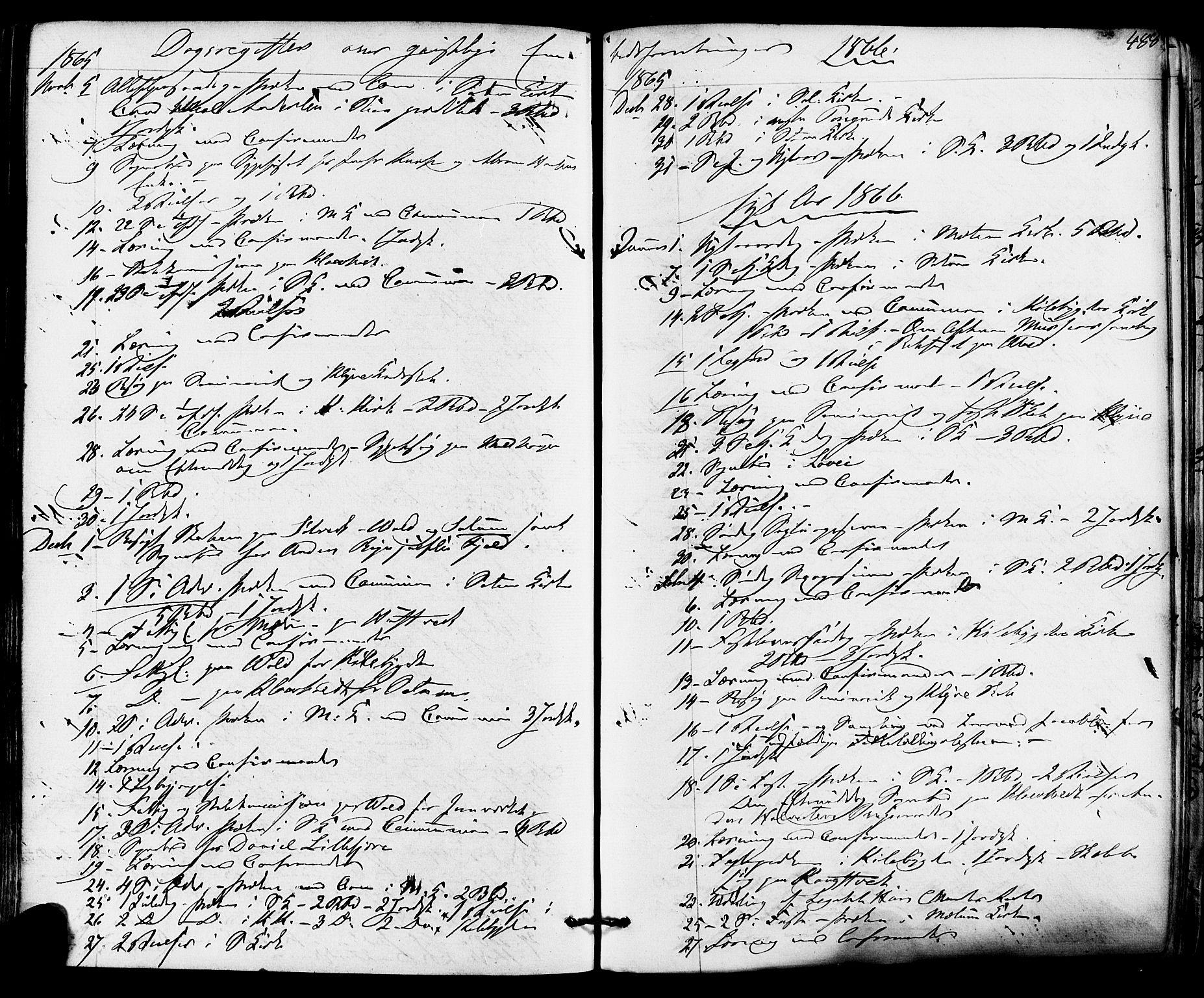 SAKO, Solum kirkebøker, F/Fa/L0008: Ministerialbok nr. I 8, 1865-1876, s. 488