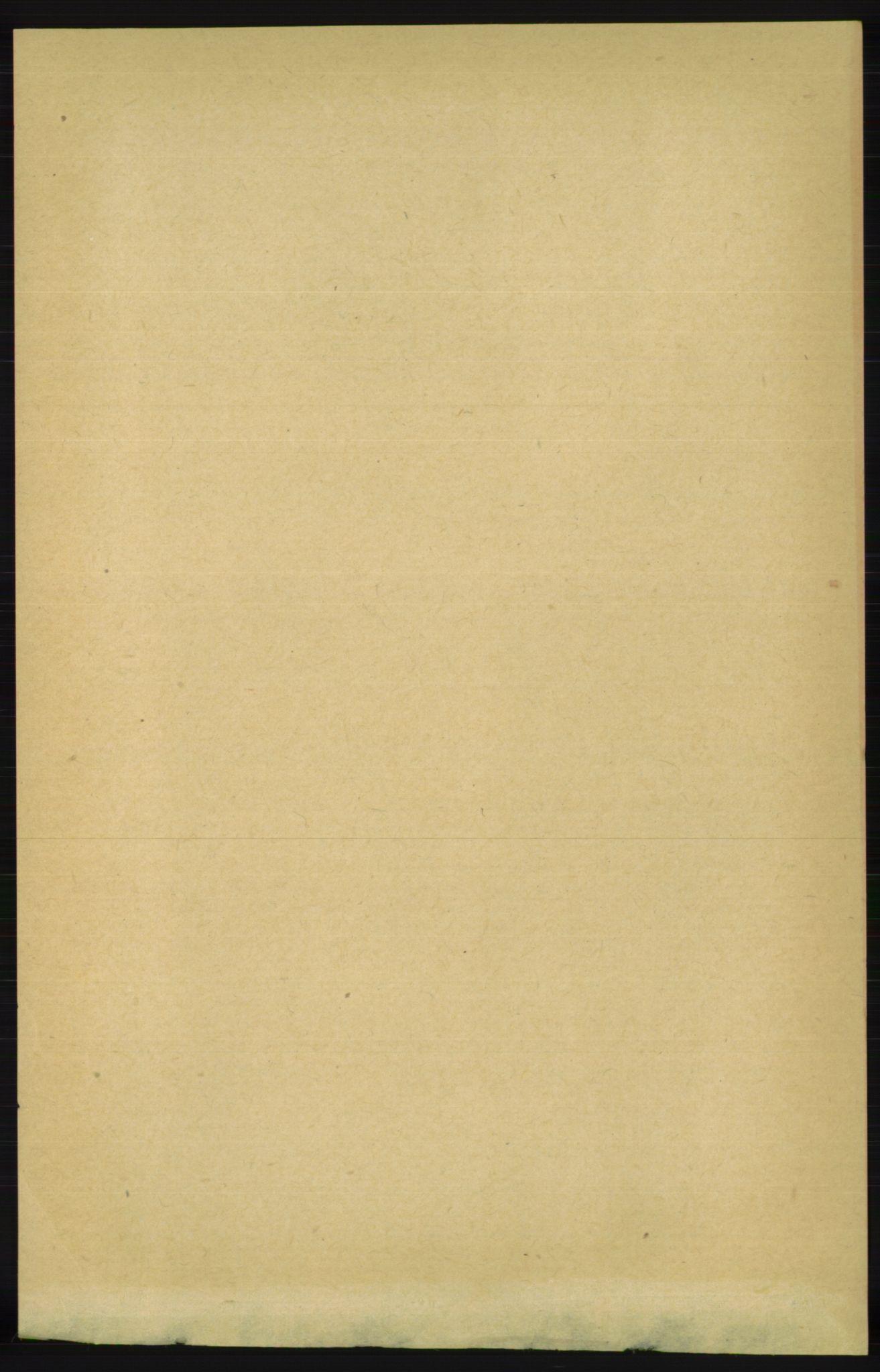 RA, Folketelling 1891 for 1041 Vanse herred, 1891, s. 4087
