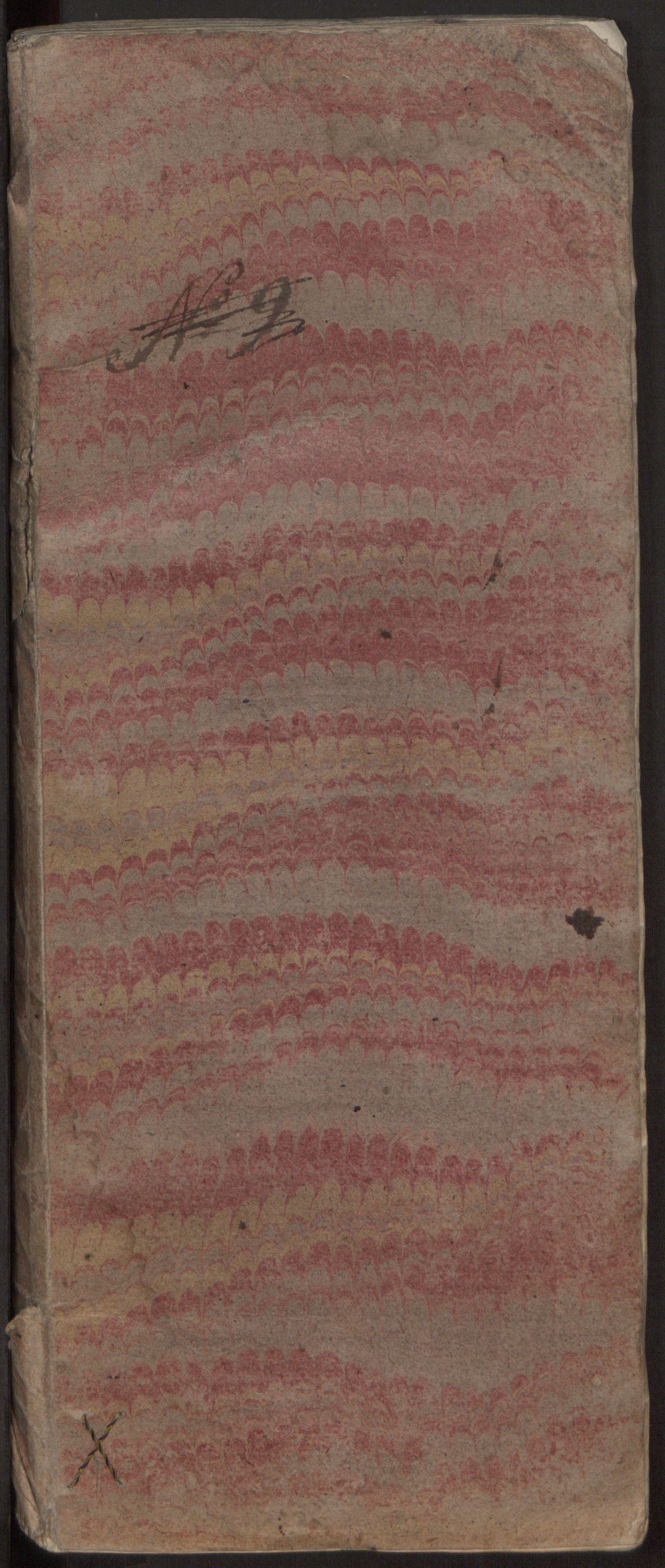 RA, Rentekammeret inntil 1814, Reviderte regnskaper, Fogderegnskap, R51/L3304: Ekstraskatten Nordhordland og Voss, 1762-1772, s. 2