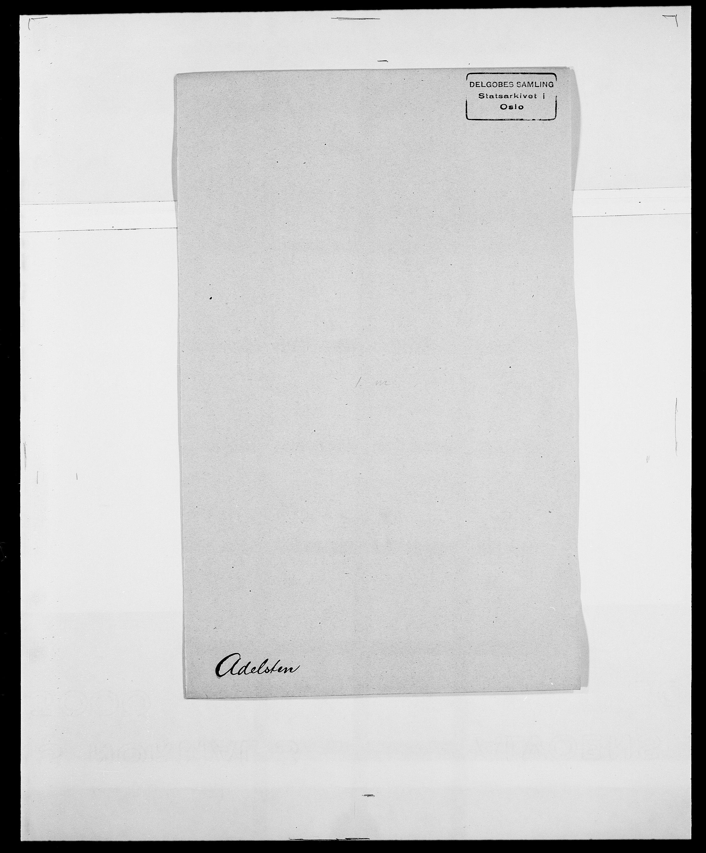 SAO, Delgobe, Charles Antoine - samling, D/Da/L0001: Aabye - Angerman, s. 252