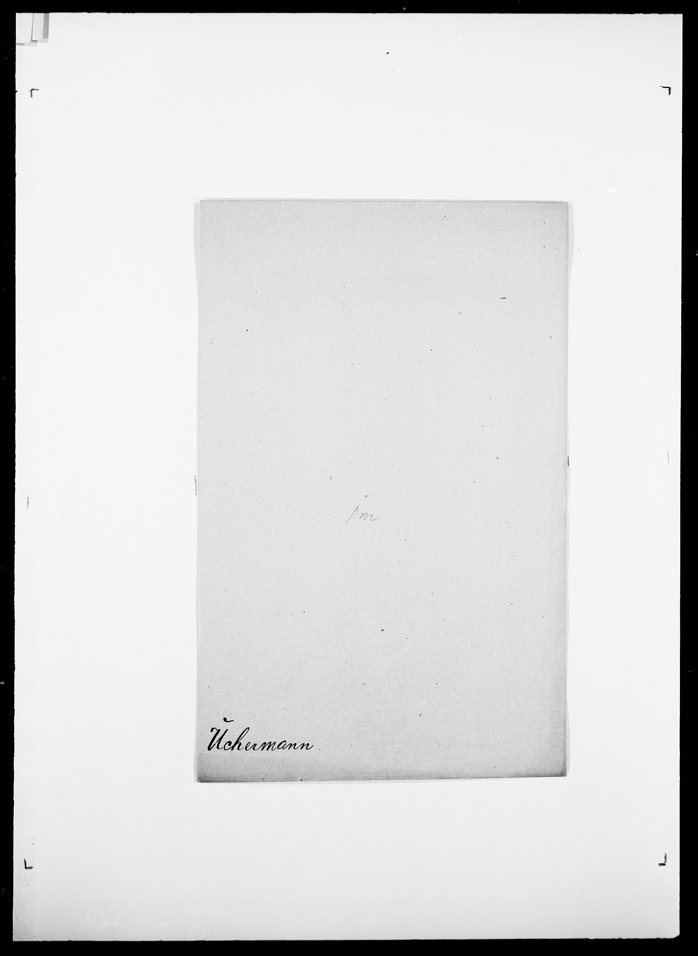 SAO, Delgobe, Charles Antoine - samling, D/Da/L0039: Thorsen - Urup, s. 617