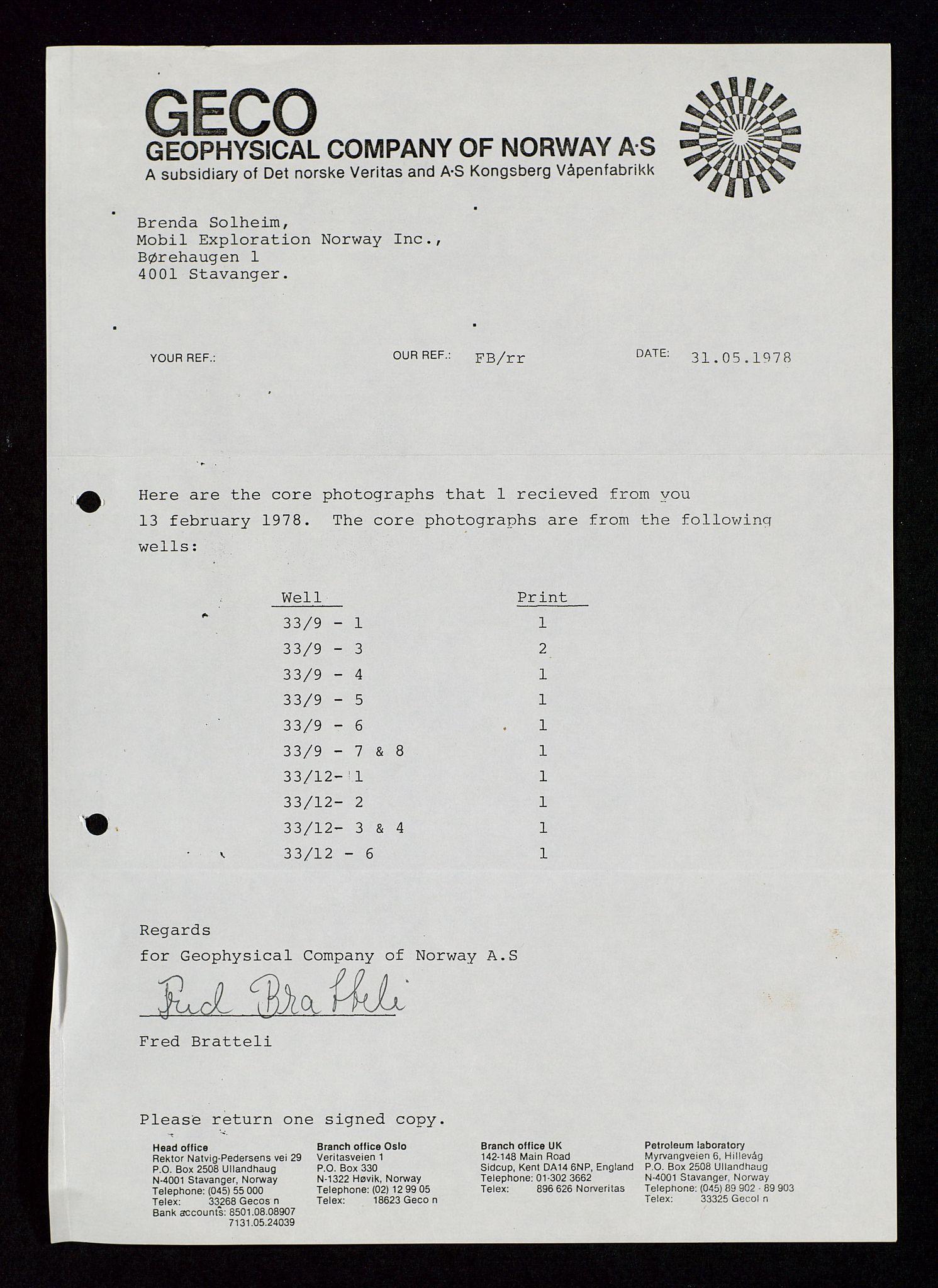 SAST, Pa 1578 - Mobil Exploration Norway Incorporated, D/Da/L0115: S.E. Smith - Sak og korrespondanse, 1974-1981, s. 629