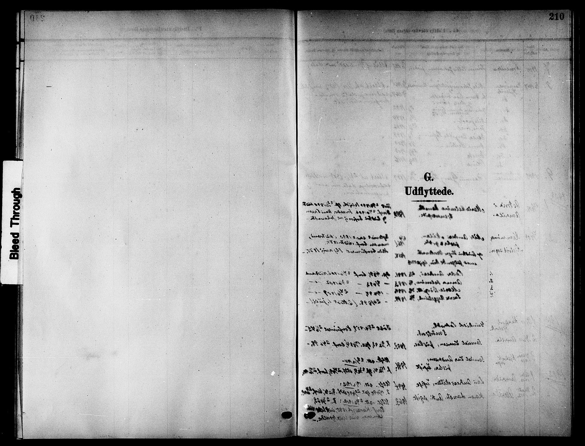 SATØ, Kistrand/Porsanger sokneprestembete, H/Hb/L0006.klokk: Klokkerbok nr. 6, 1905-1917, s. 210