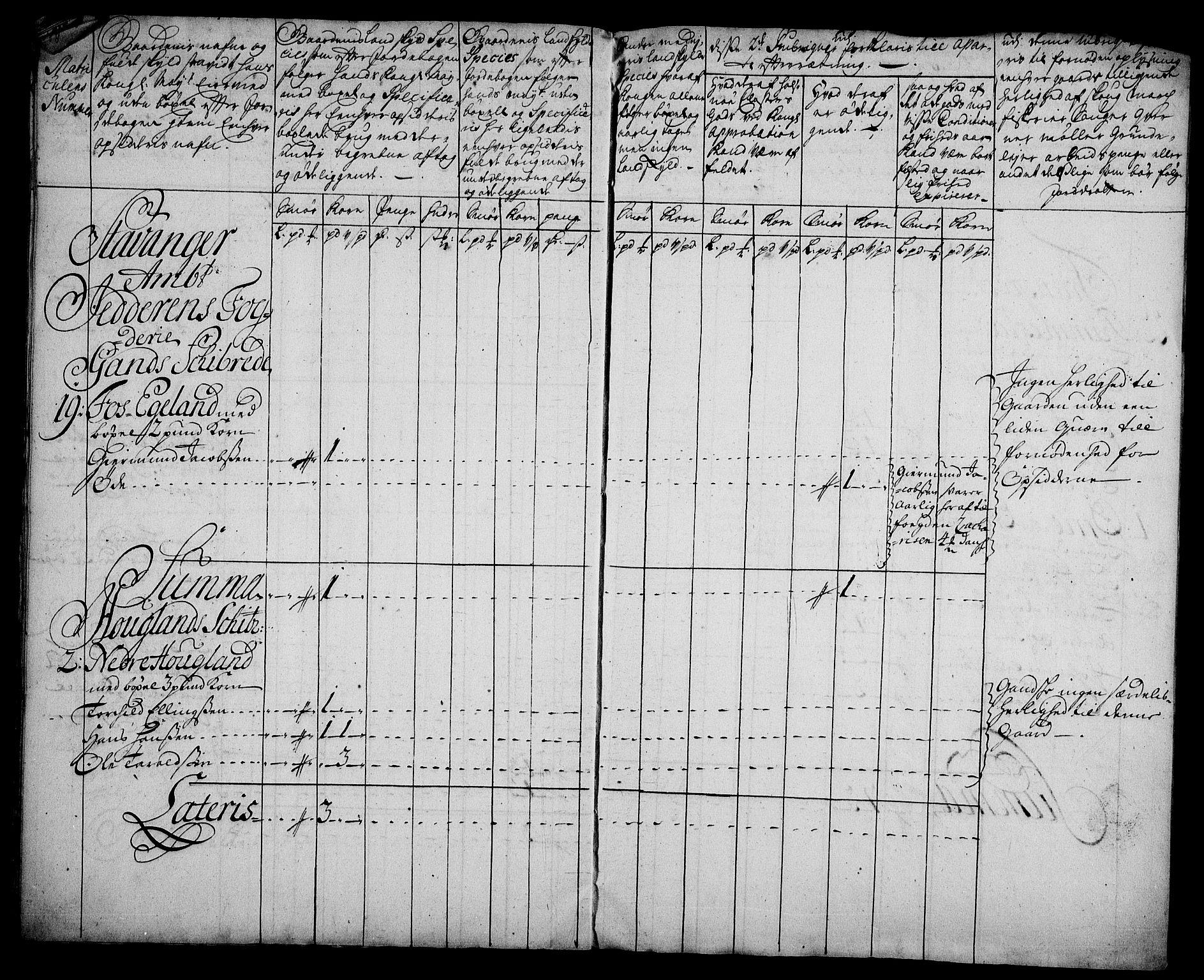 RA, Rentekammeret inntil 1814, Realistisk ordnet avdeling, On/L0003: [Jj 4]: Kommisjonsforretning over Vilhelm Hanssøns forpaktning av Halsnøy klosters gods, 1721-1729, s. 223