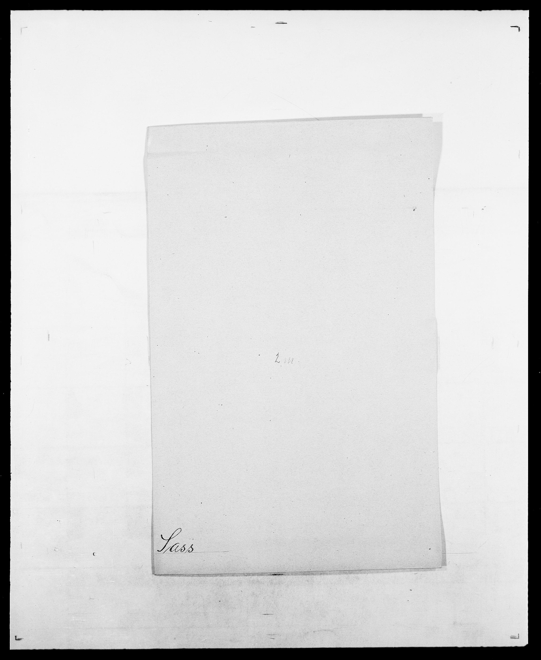 SAO, Delgobe, Charles Antoine - samling, D/Da/L0034: Saabye - Schmincke, s. 216