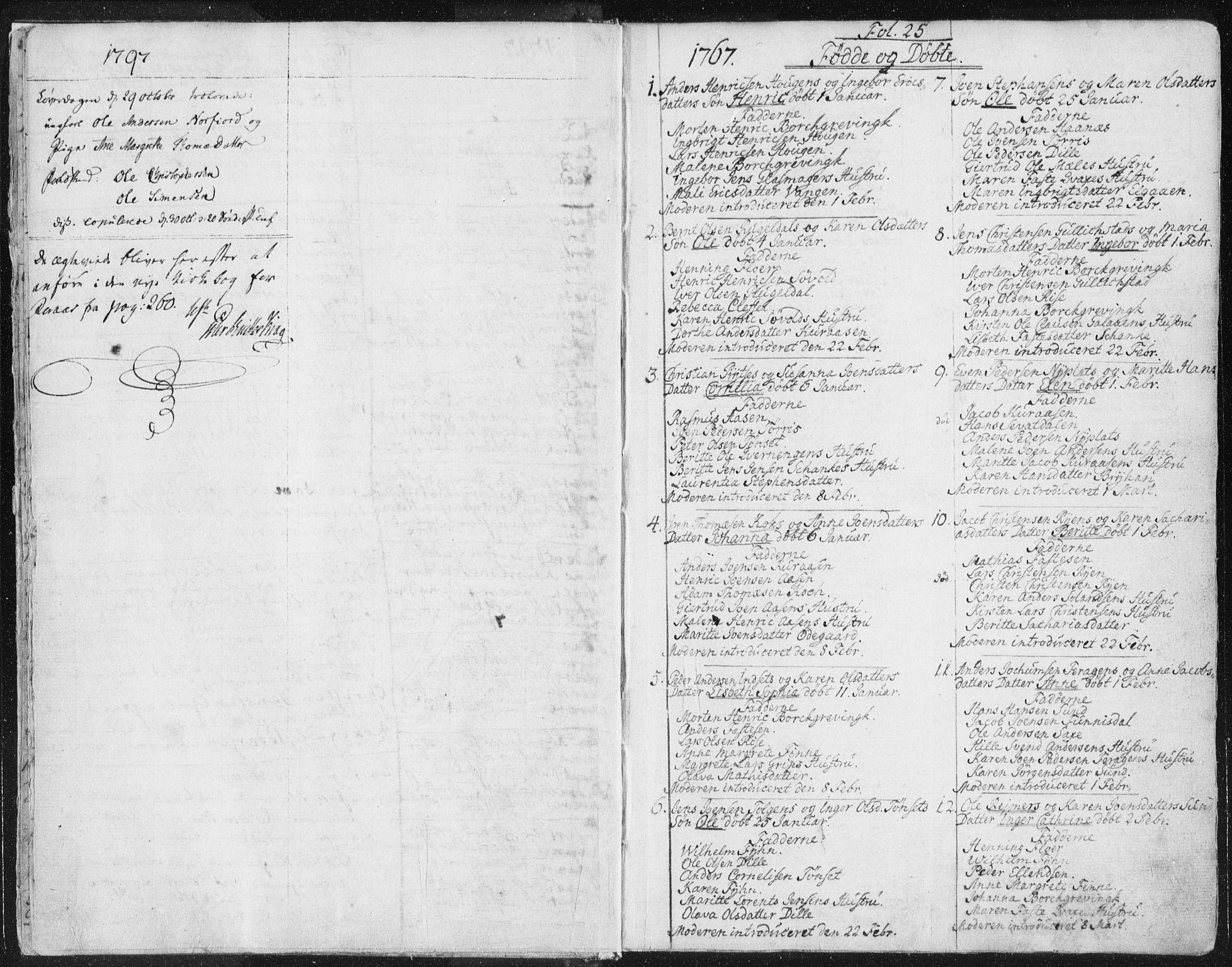 SAT, Ministerialprotokoller, klokkerbøker og fødselsregistre - Sør-Trøndelag, 681/L0926: Ministerialbok nr. 681A04, 1767-1797, s. 13b