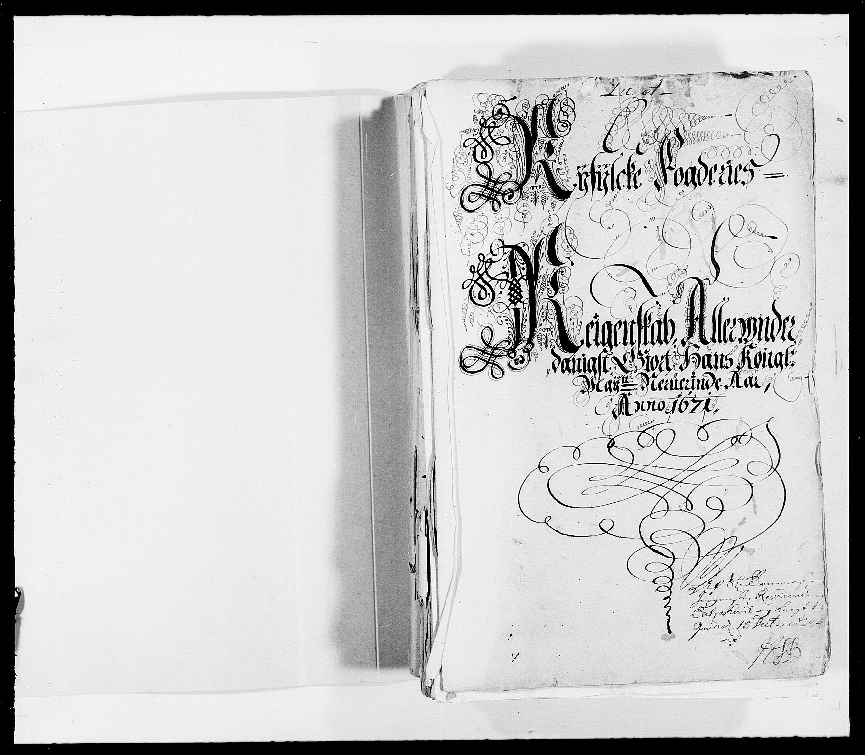 RA, Rentekammeret inntil 1814, Reviderte regnskaper, Fogderegnskap, R47/L2843: Fogderegnskap Ryfylke, 1670-1671, s. 210