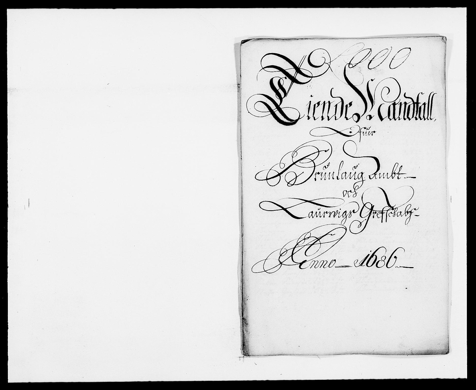 RA, Rentekammeret inntil 1814, Reviderte regnskaper, Fogderegnskap, R33/L1970: Fogderegnskap Larvik grevskap, 1675-1687, s. 209