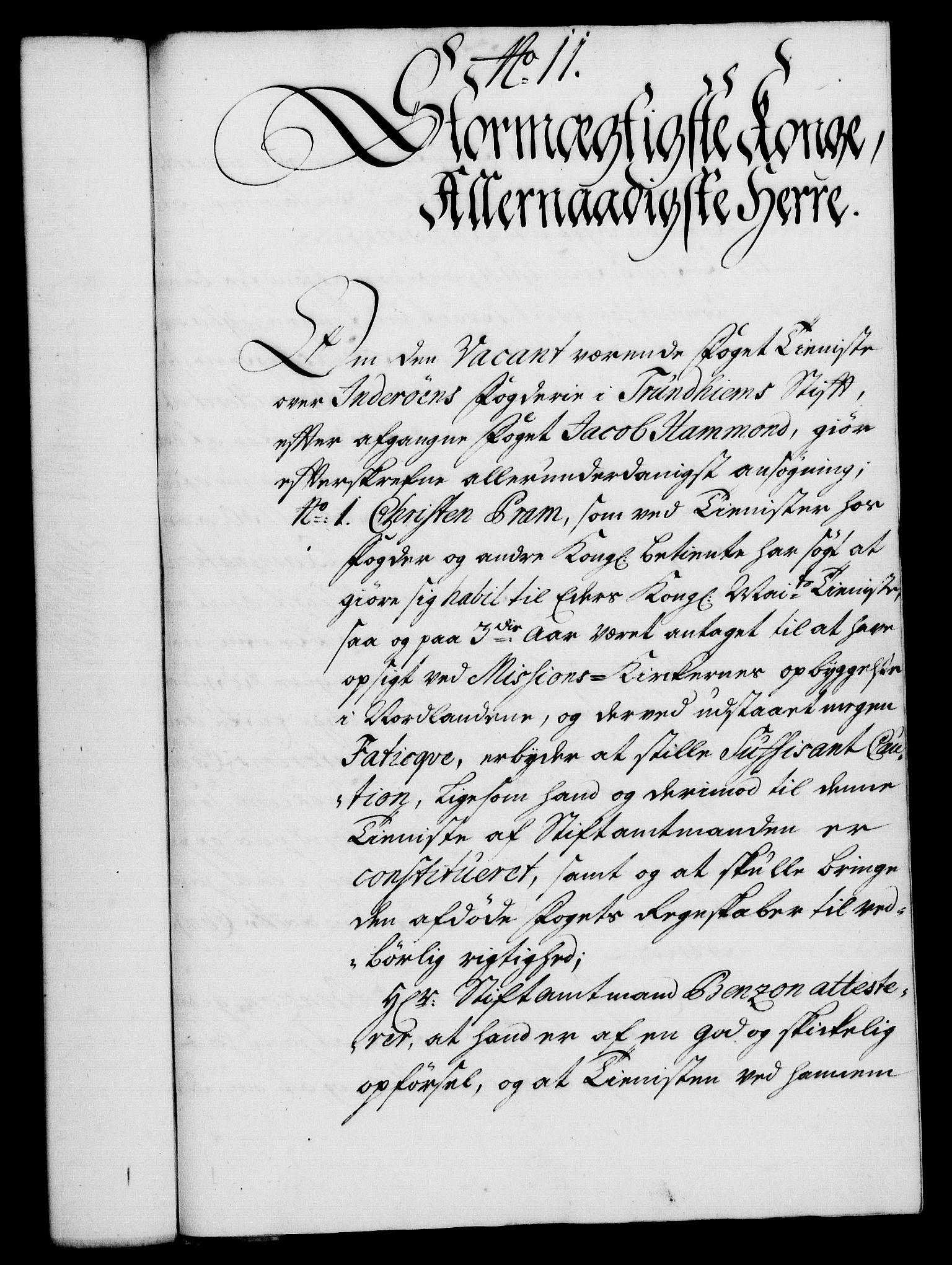 RA, Rentekammeret, Kammerkanselliet, G/Gf/Gfa/L0018: Norsk relasjons- og resolusjonsprotokoll (merket RK 52.18), 1735, s. 79