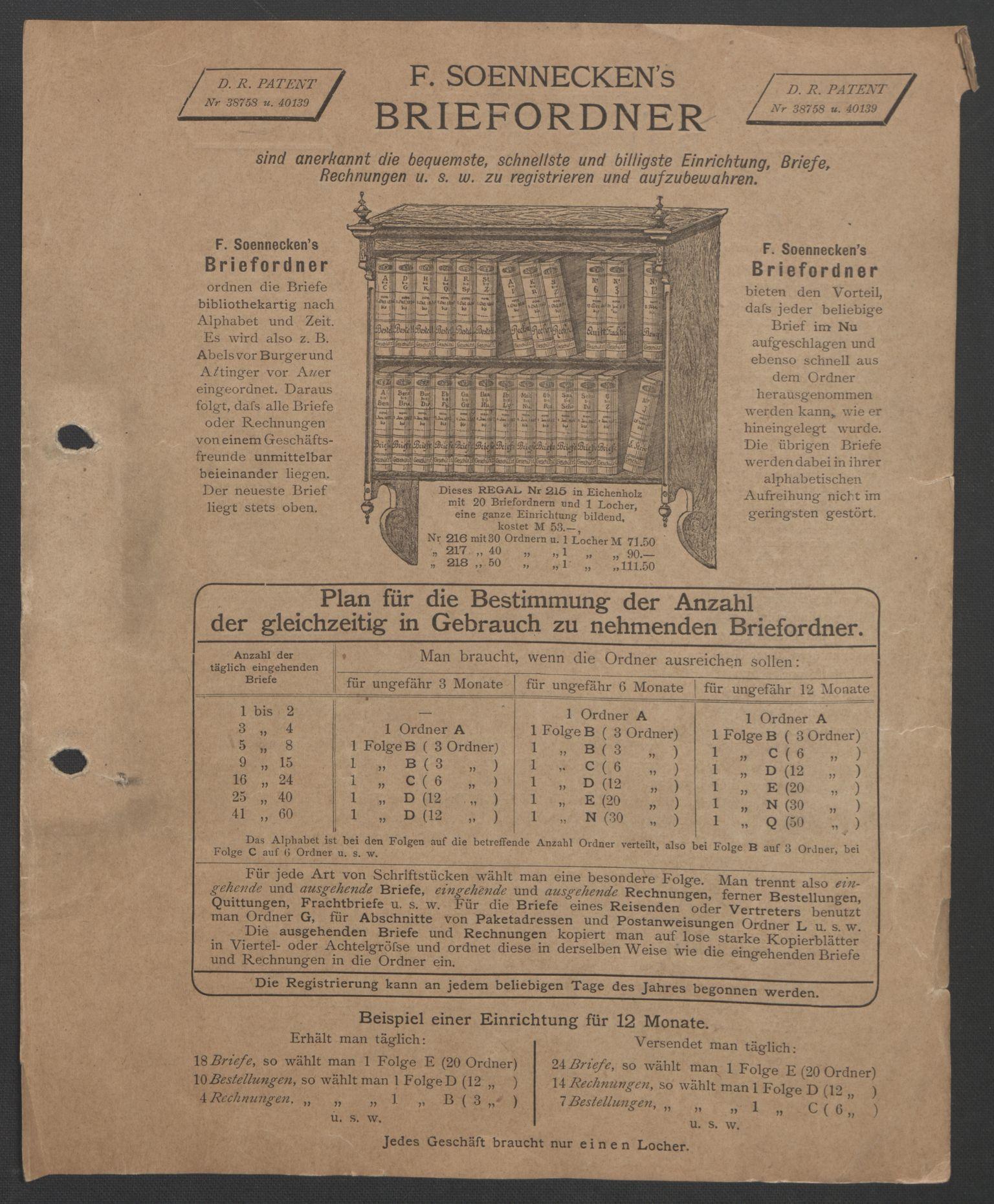 RA, Arbeidskomitéen for Fridtjof Nansens polarekspedisjon, D/L0004: Innk. brev og telegrammer vedr. proviant og utrustning, 1892-1893, s. 3