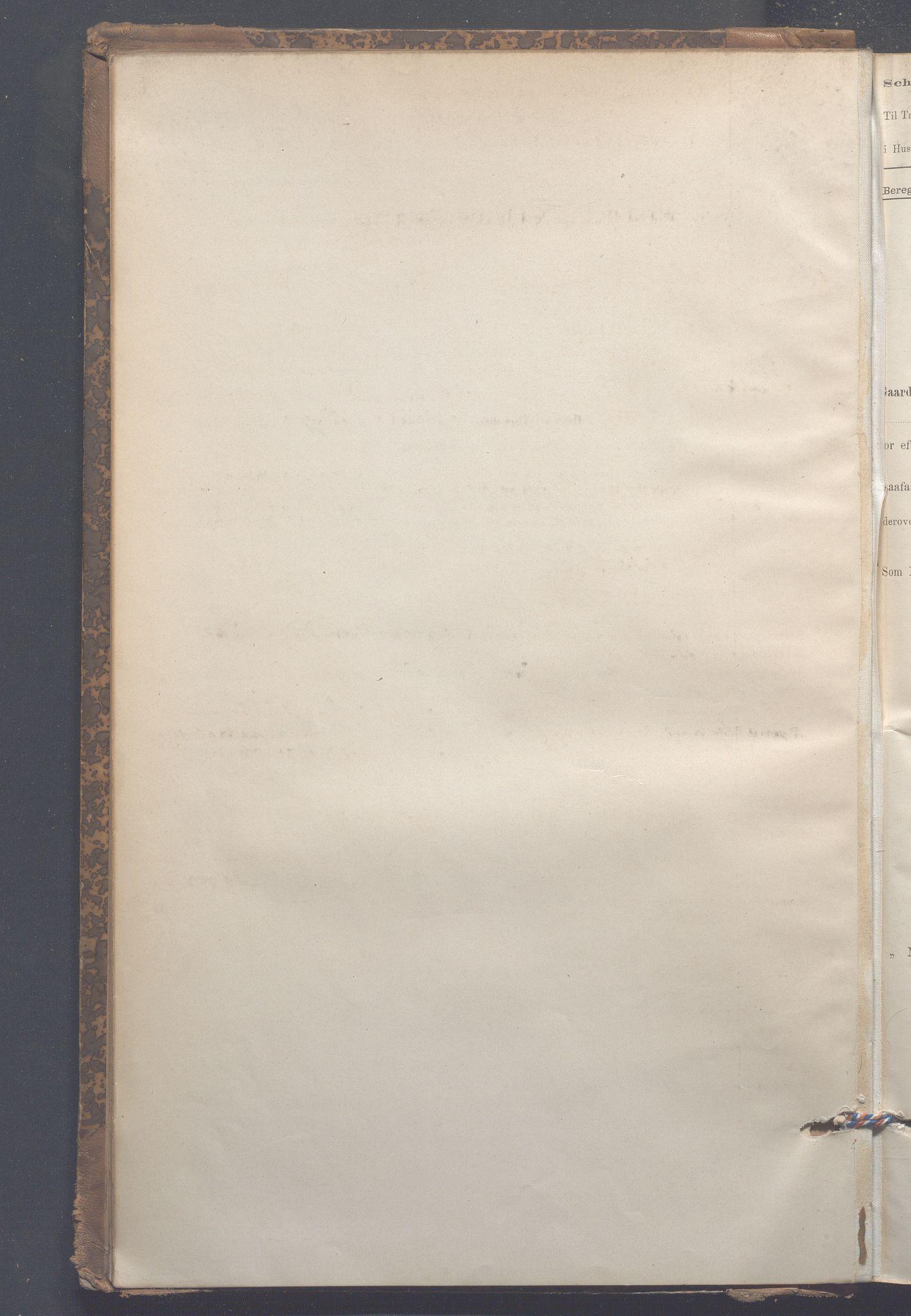 OBA, Lensmennene i Aker, F/Fc/L0007: Branntakstprotokoll, 1895-1910
